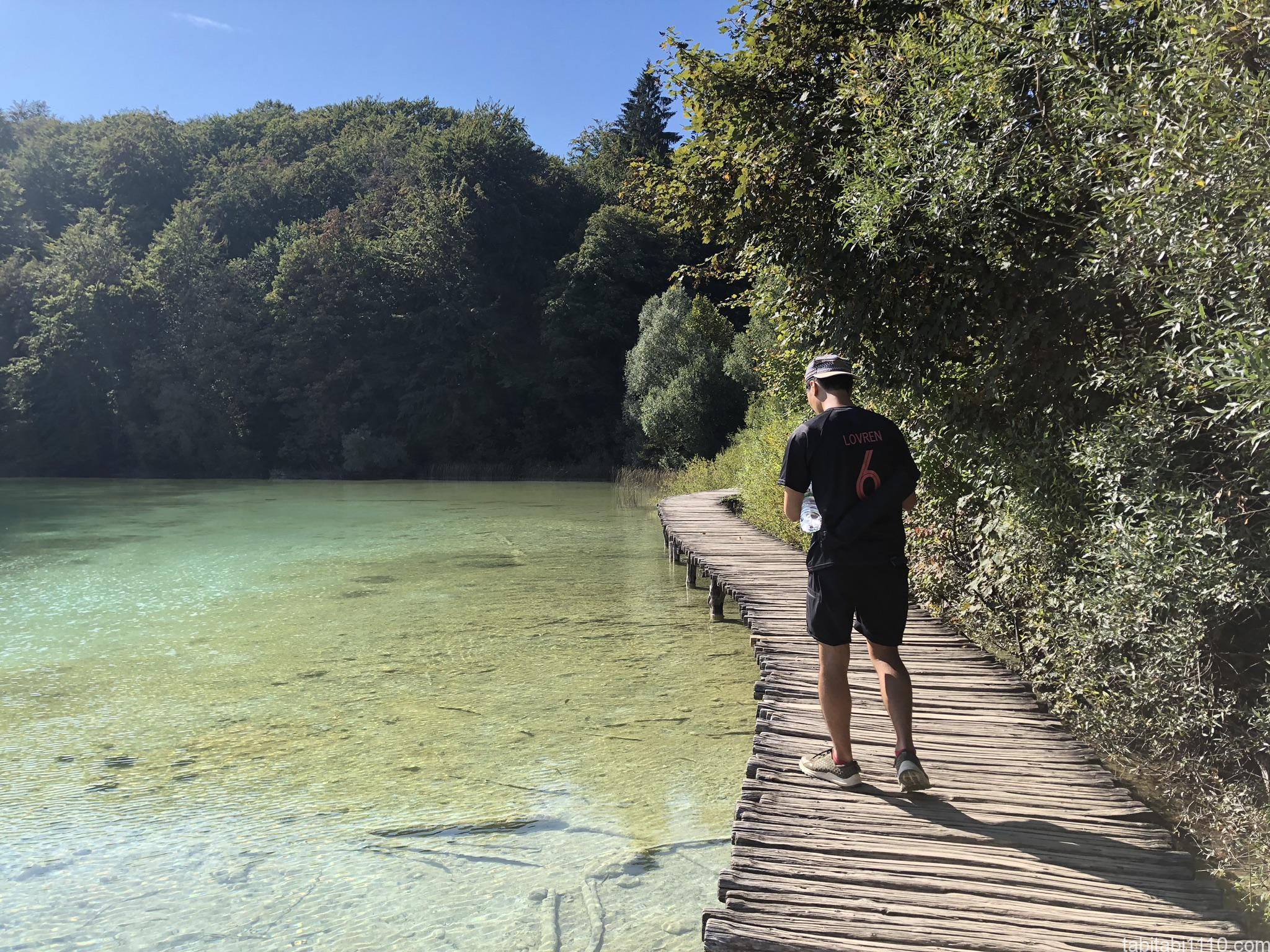 プリトヴィッチェ湖群国立公園