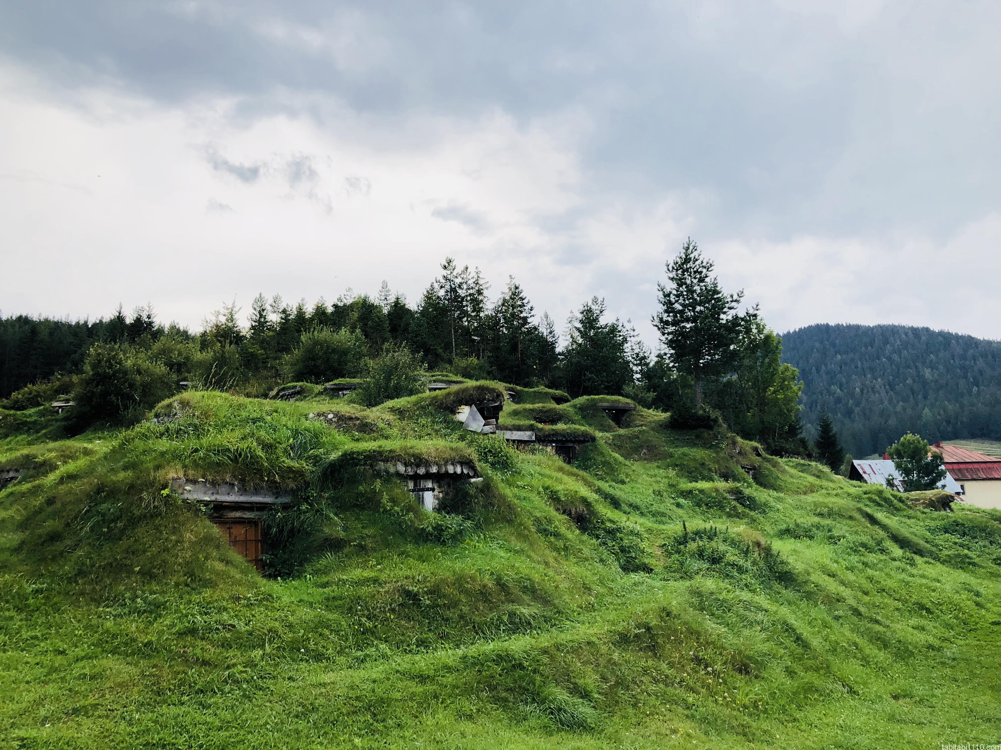 ホビット村②