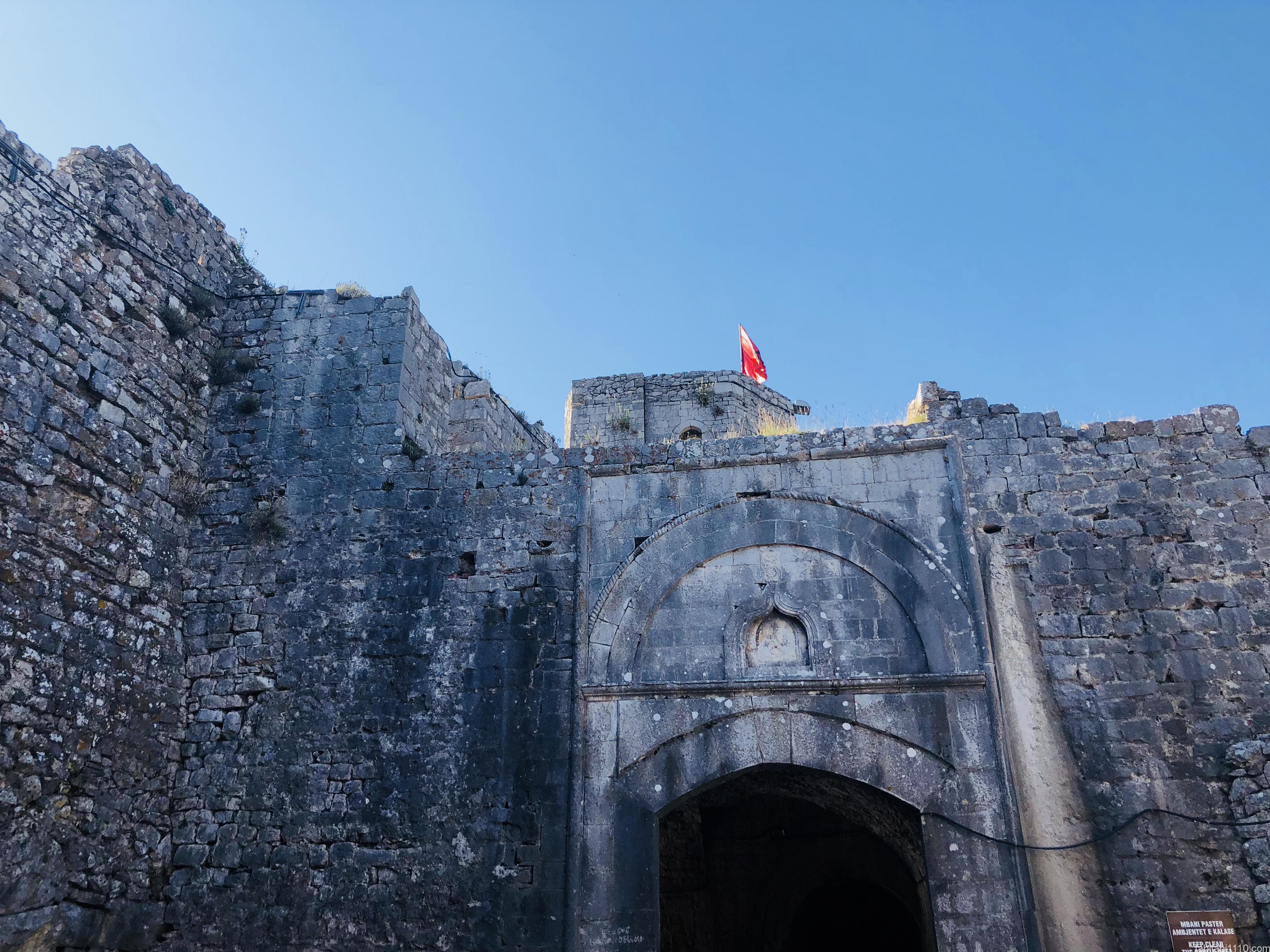 シュコドラ ロザファ城