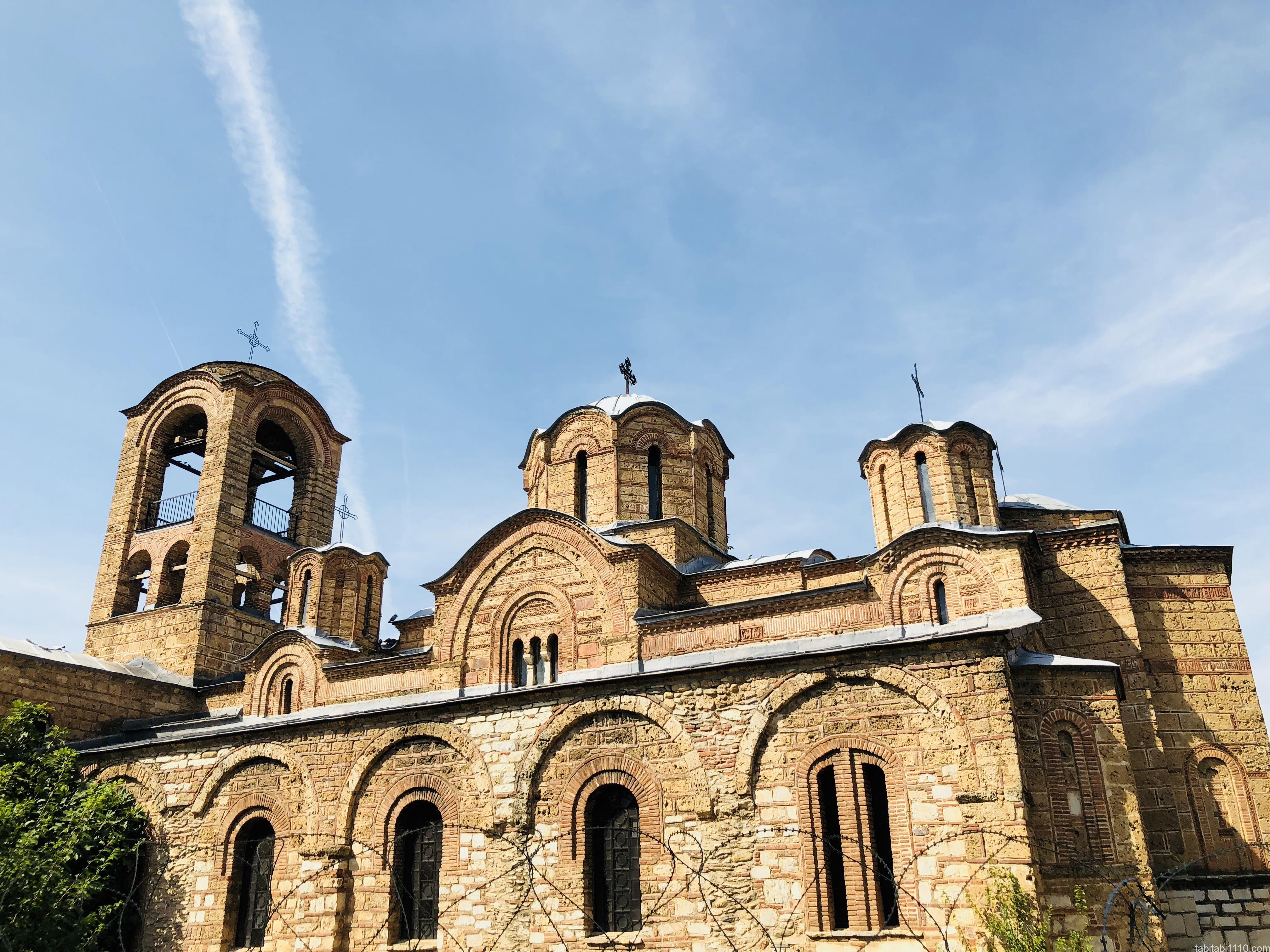 プリズレン|リェヴィシャの生神女教会