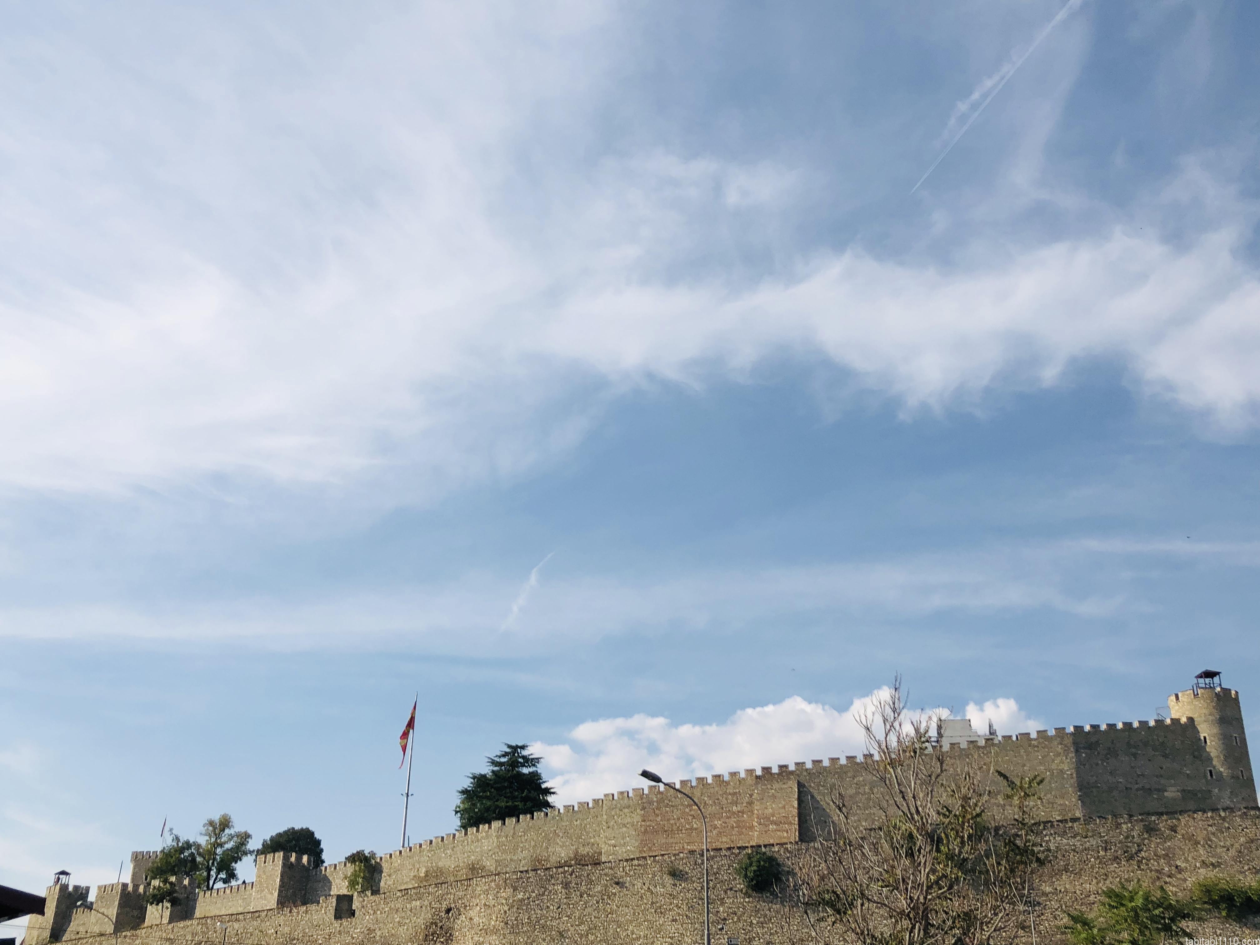 スコピエ要塞