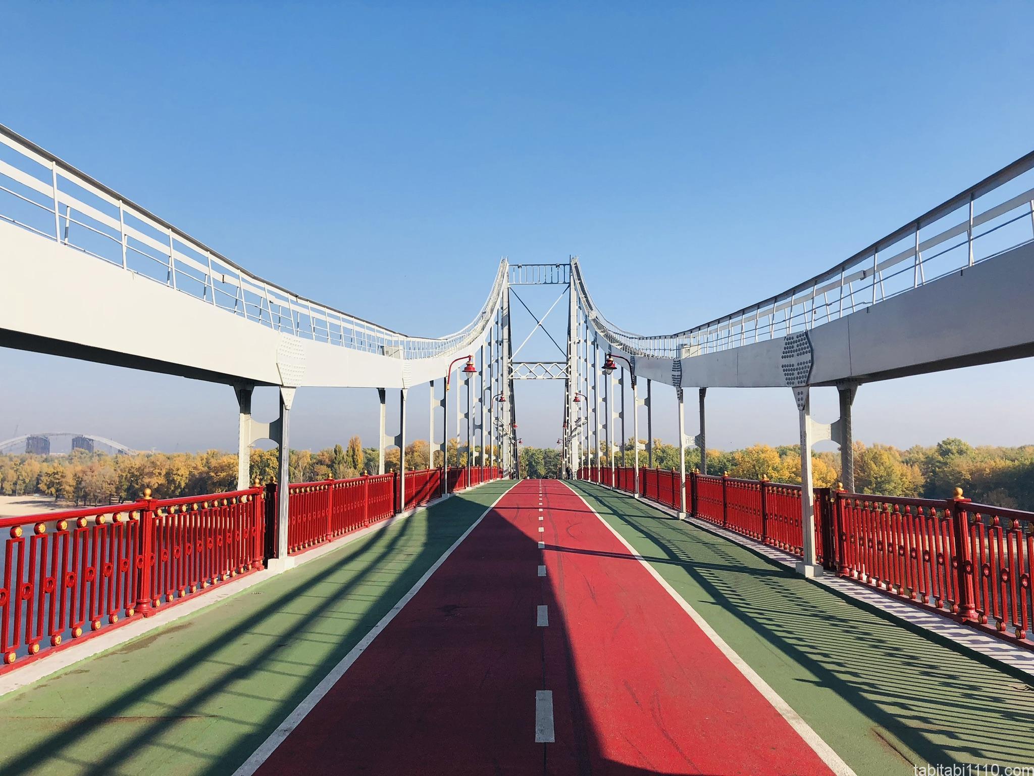 キエフ|ホコテン橋2