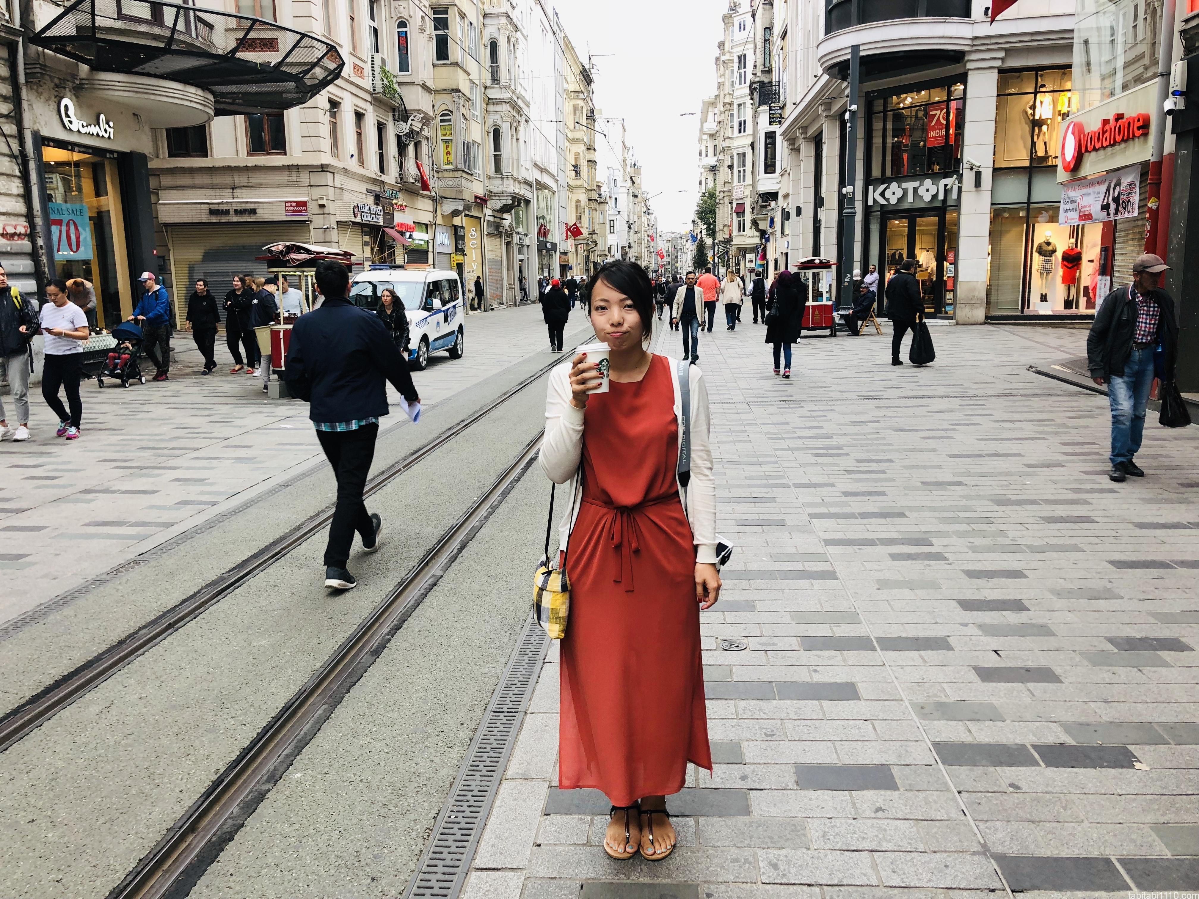 イスタンブール|新市街