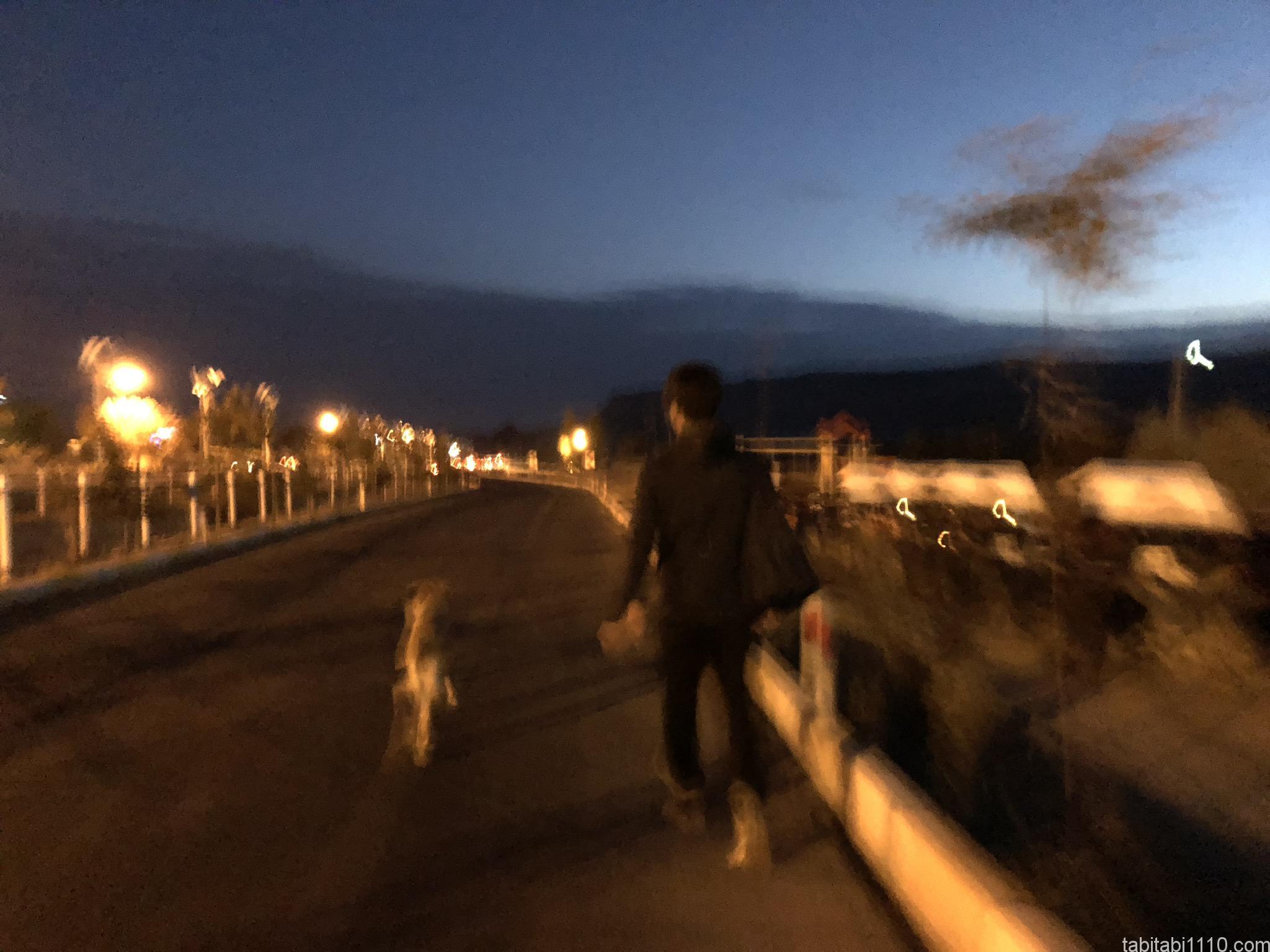 カッパドキア|夜明け前