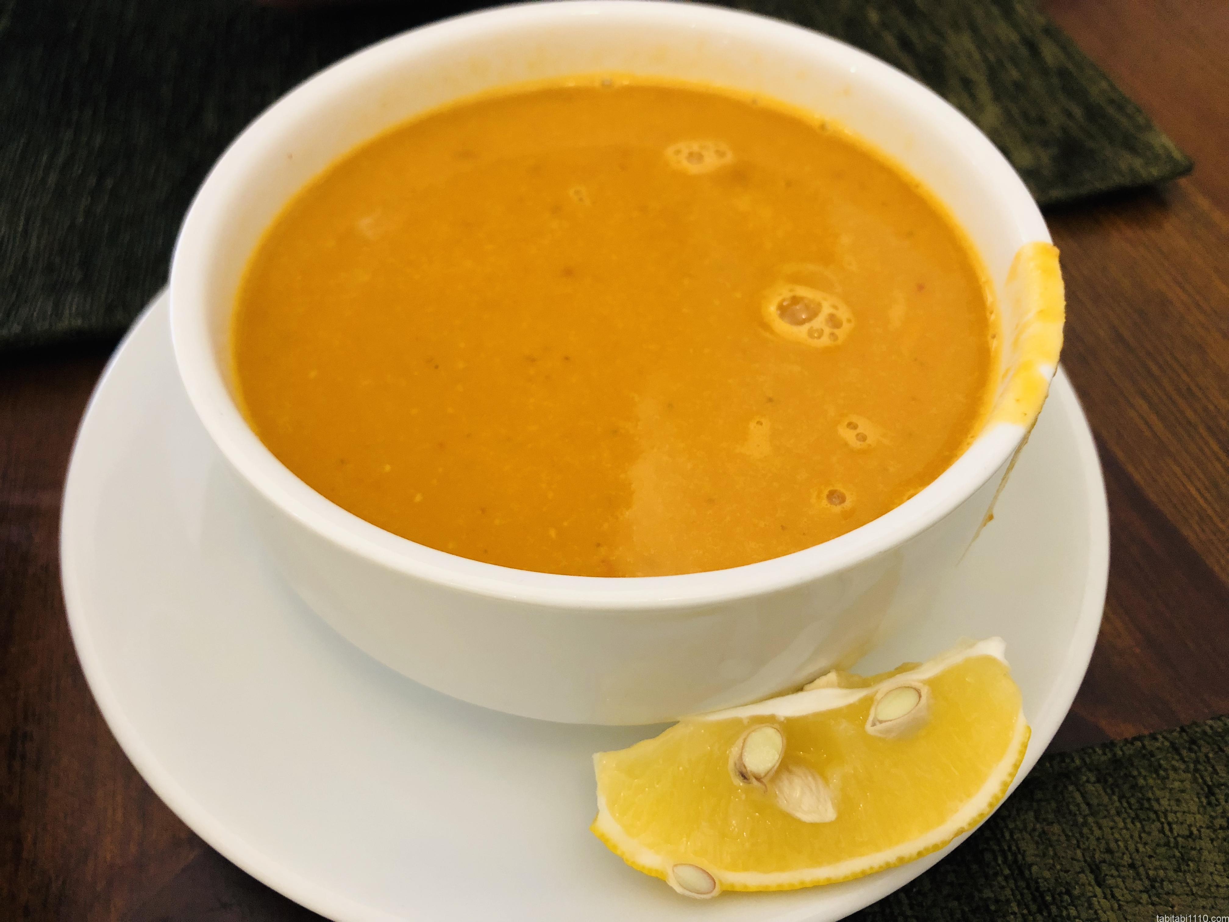 ZeytinCafe|スープ