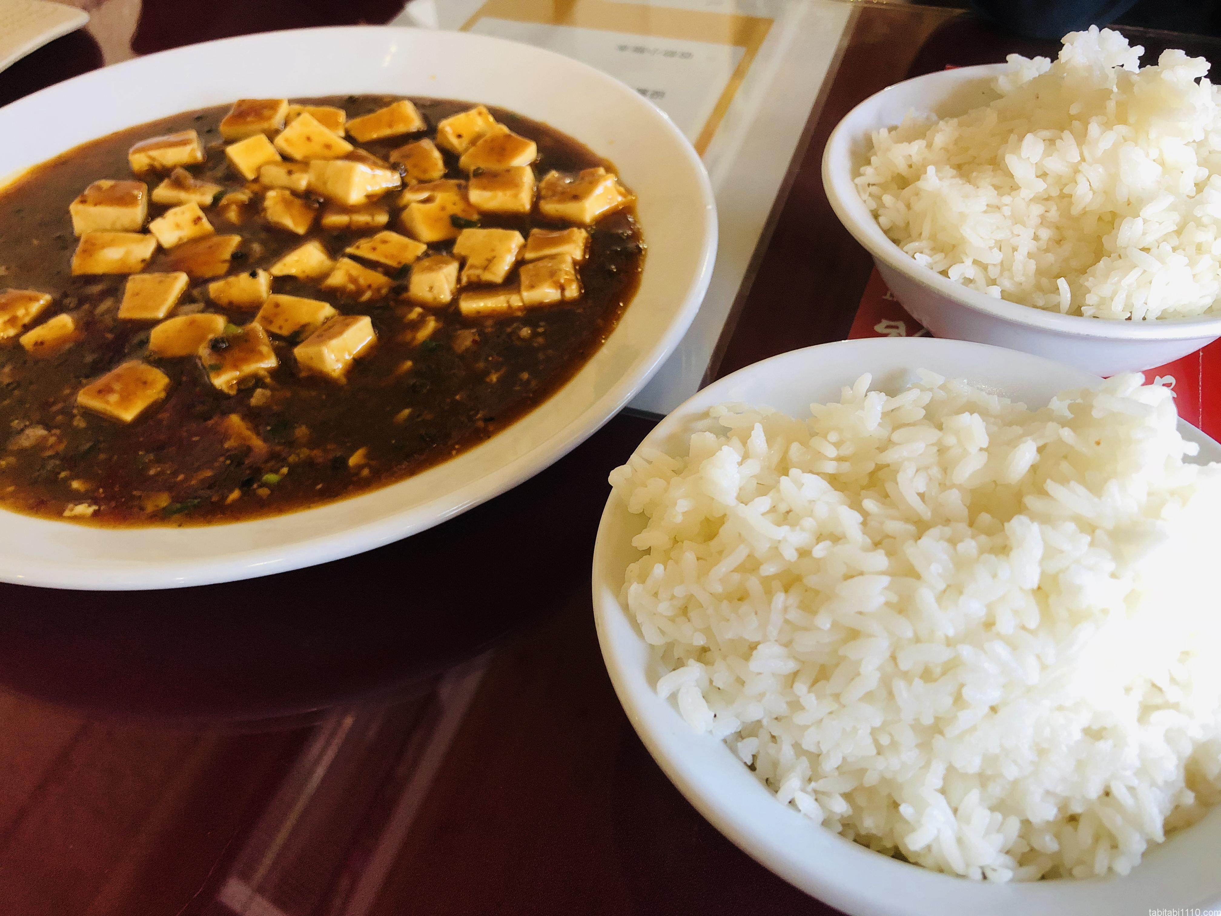 ギョレメの中華料理
