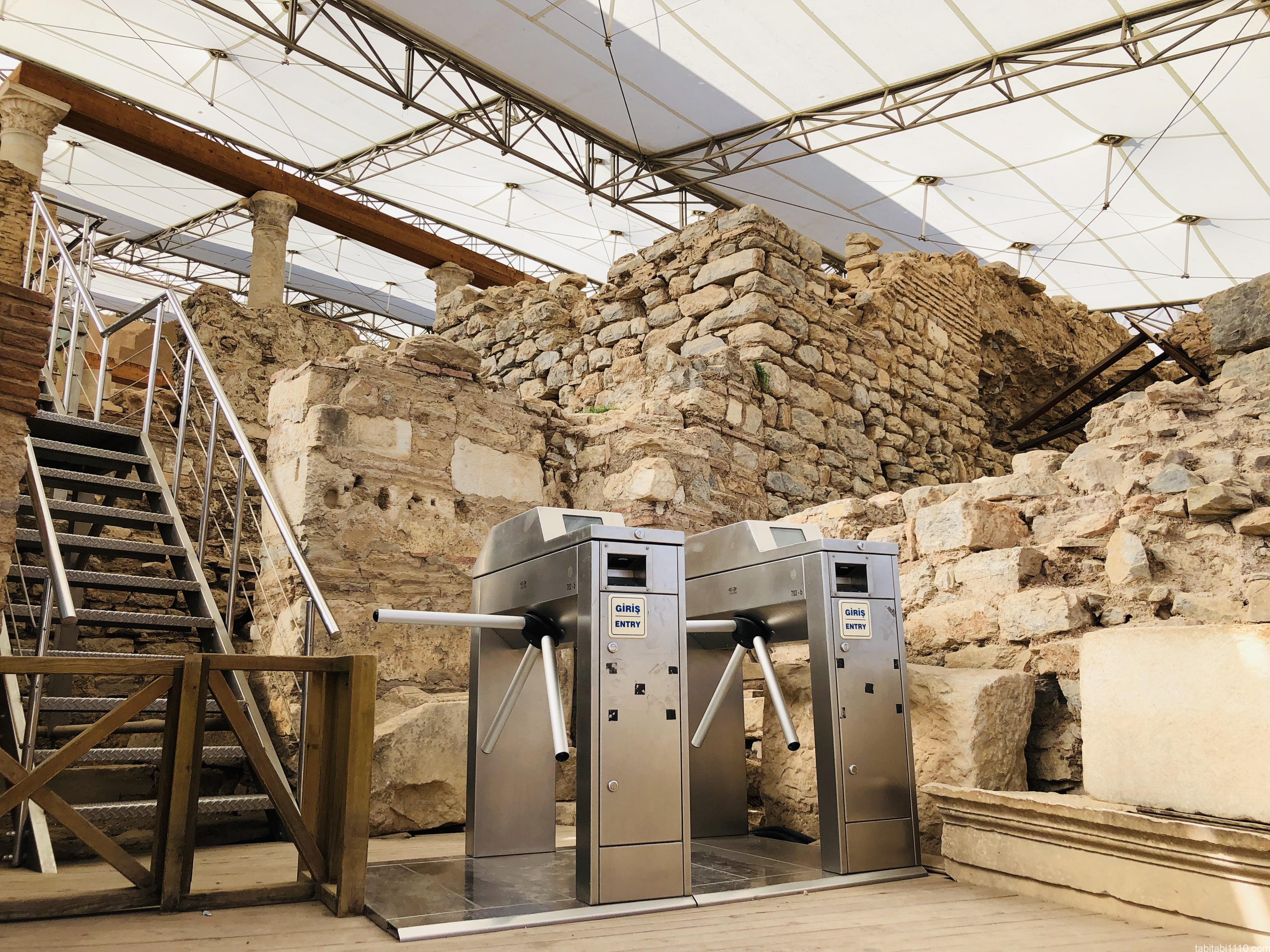 エフェソス遺跡|テラスハウス