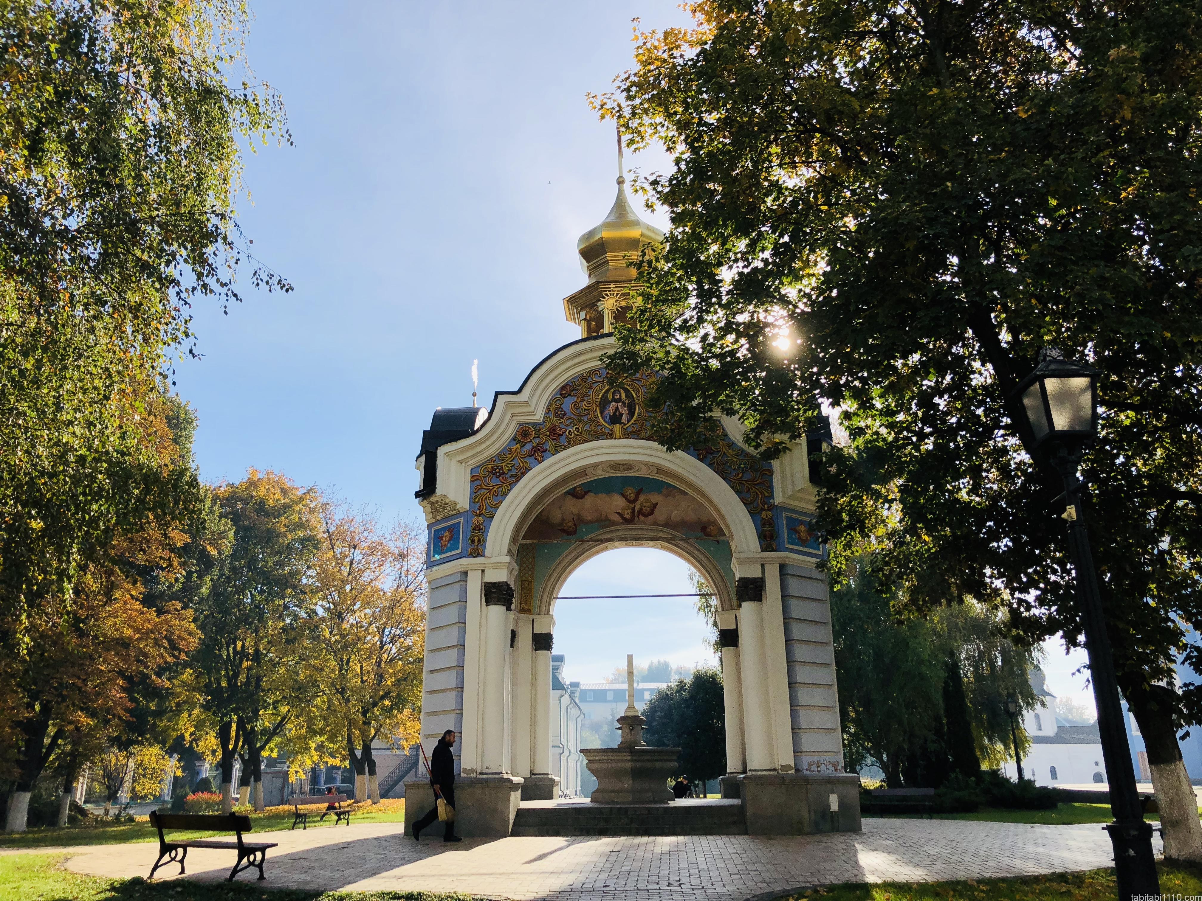 キエフ|聖ムィハイール黄金ドーム修道院