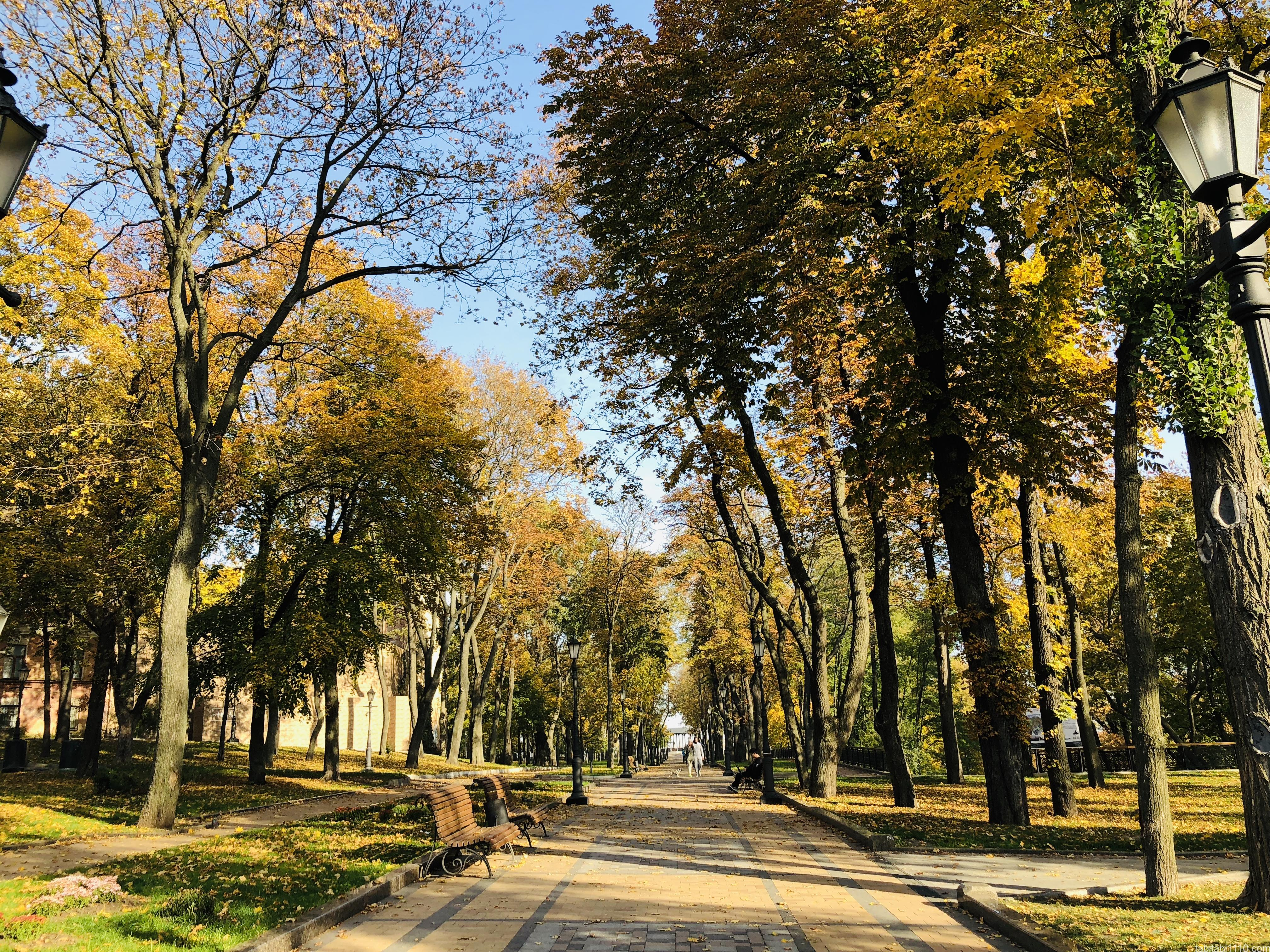 キエフ|公園