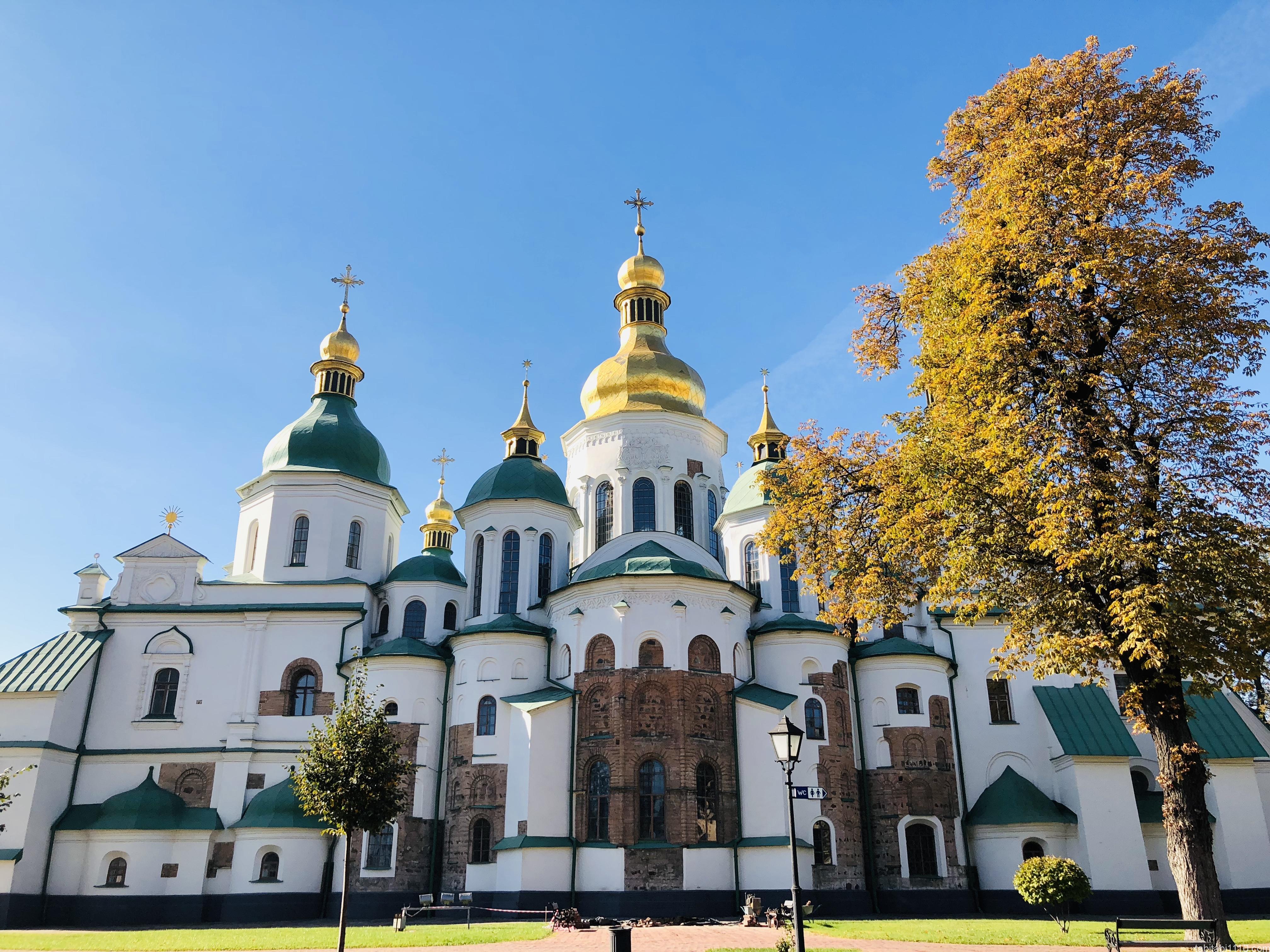 キエフ|聖ソフィア大聖堂