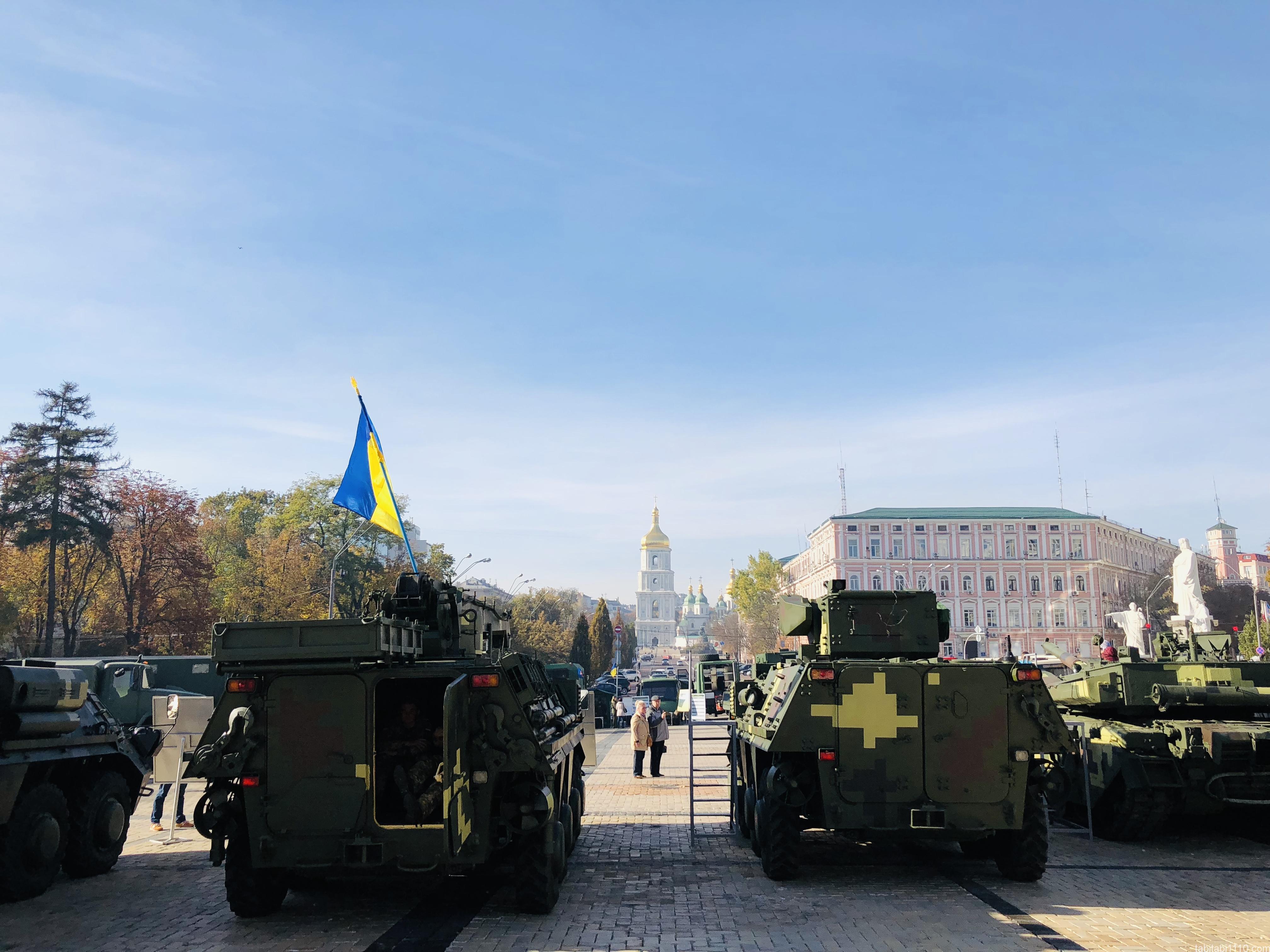 キエフ|戦車