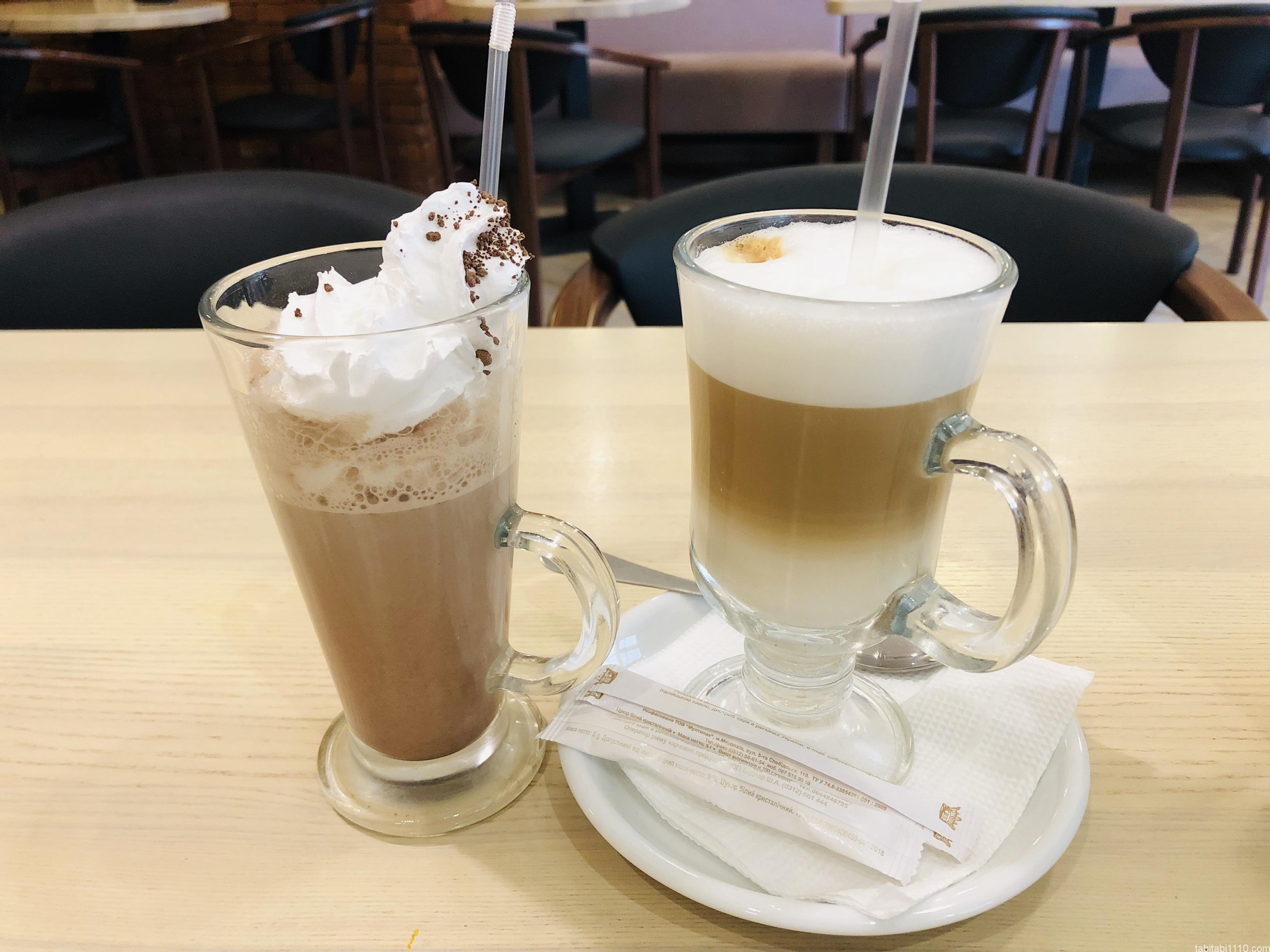 ウジホロドカフェ
