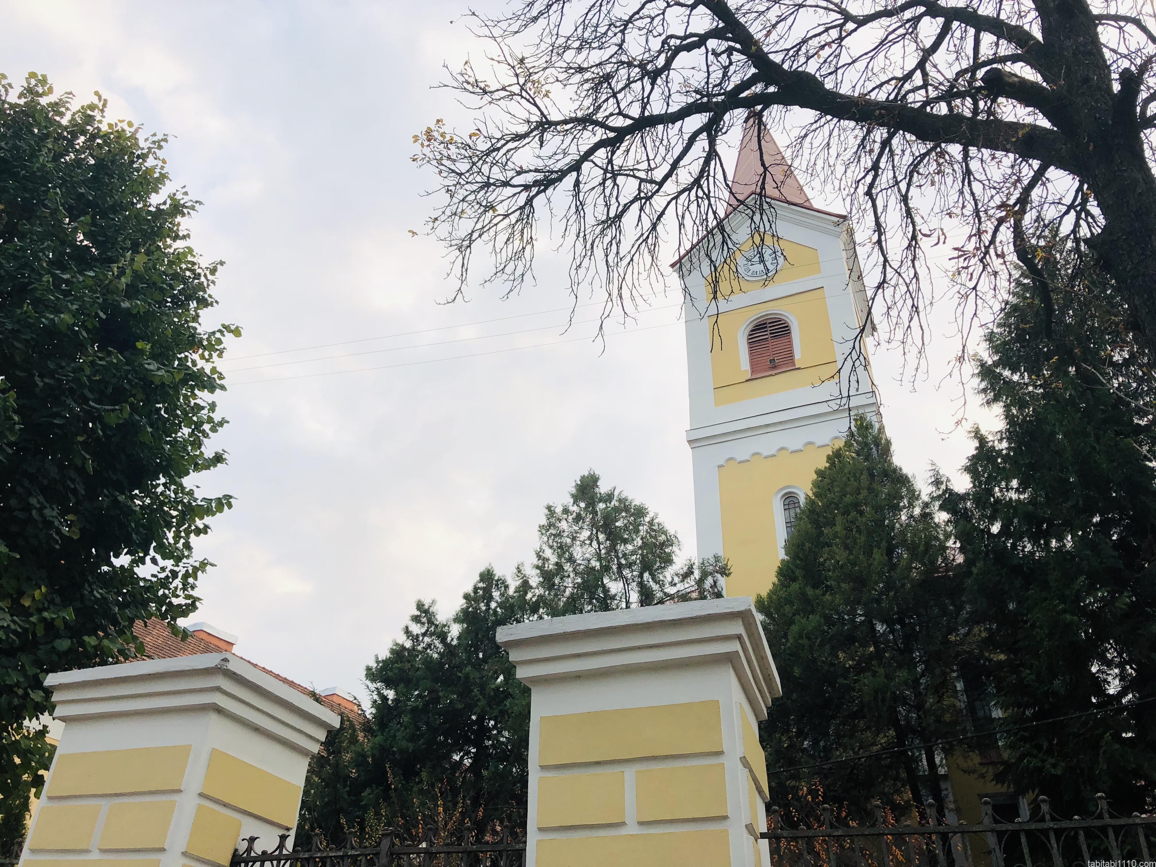 ウジホロドの教会1