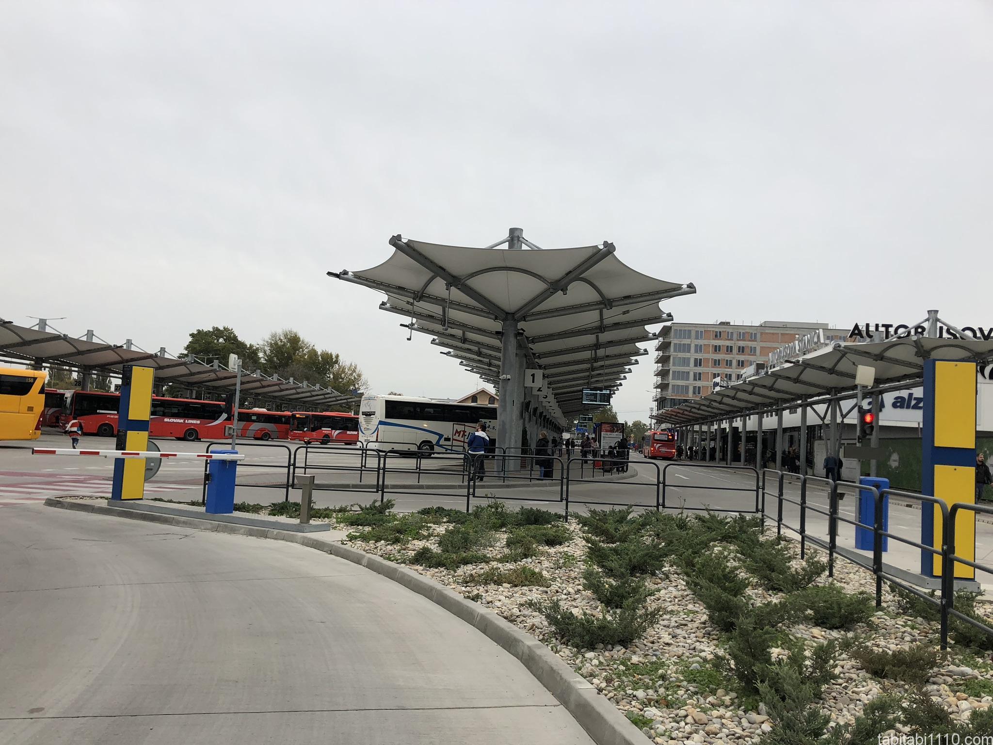 ブラチスラババスターミナル