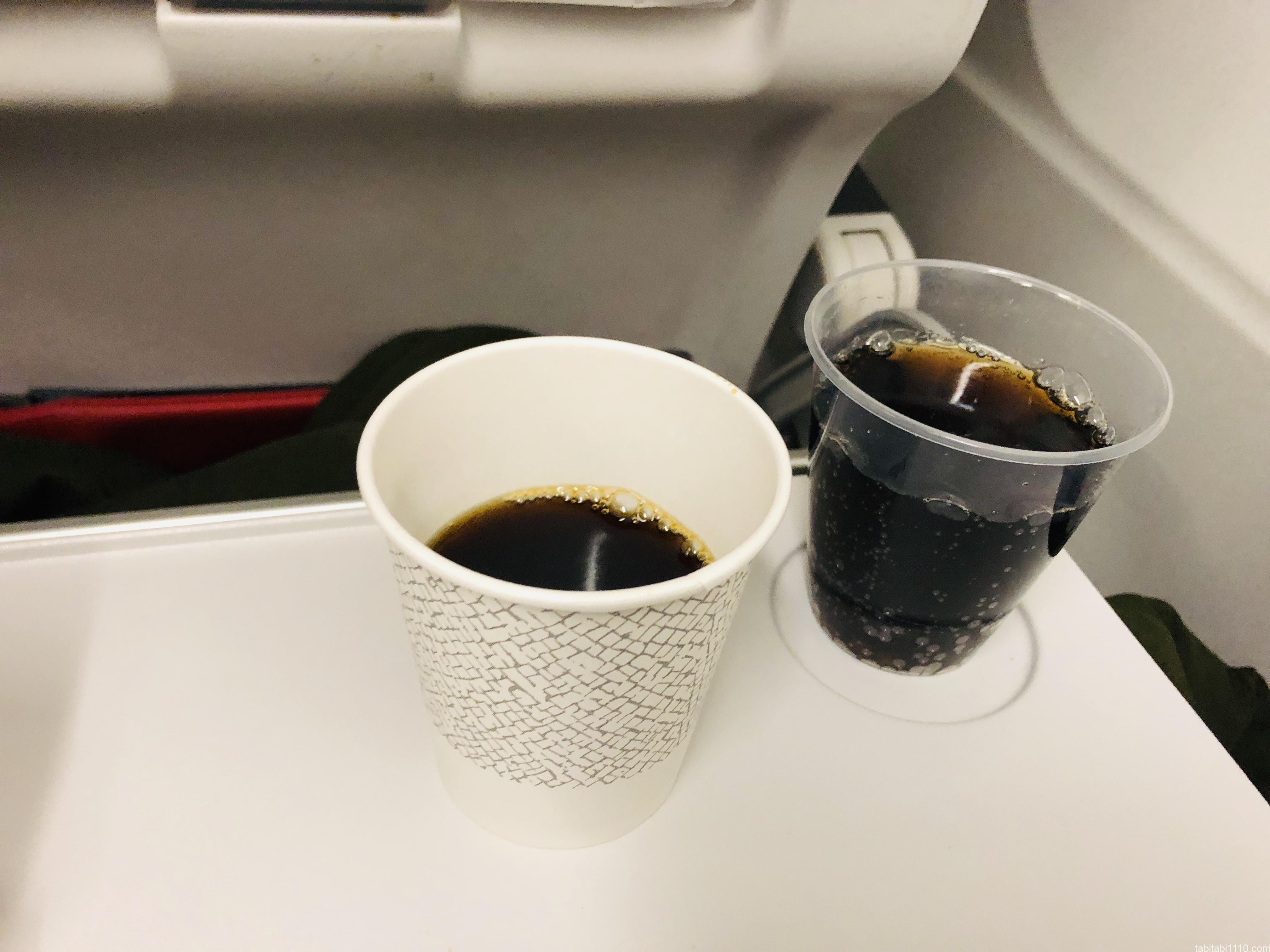 ポルトガル航空の飲み物