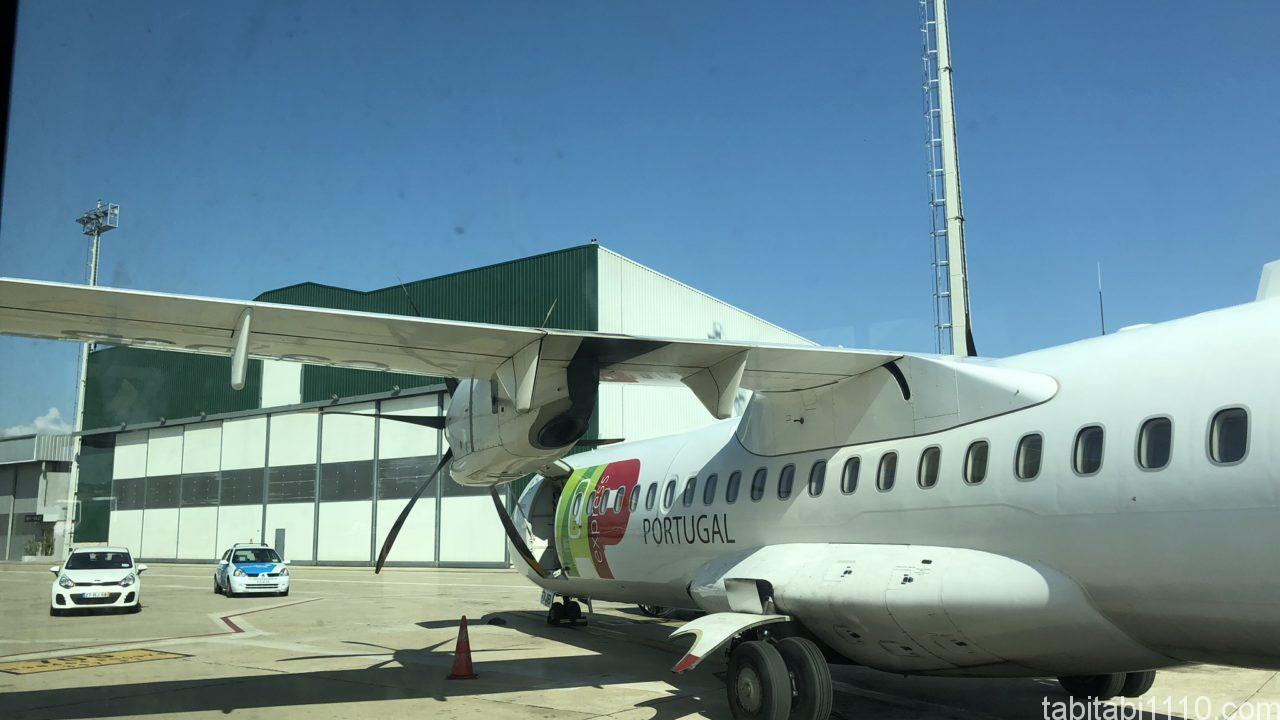 ポルトガル航空機体