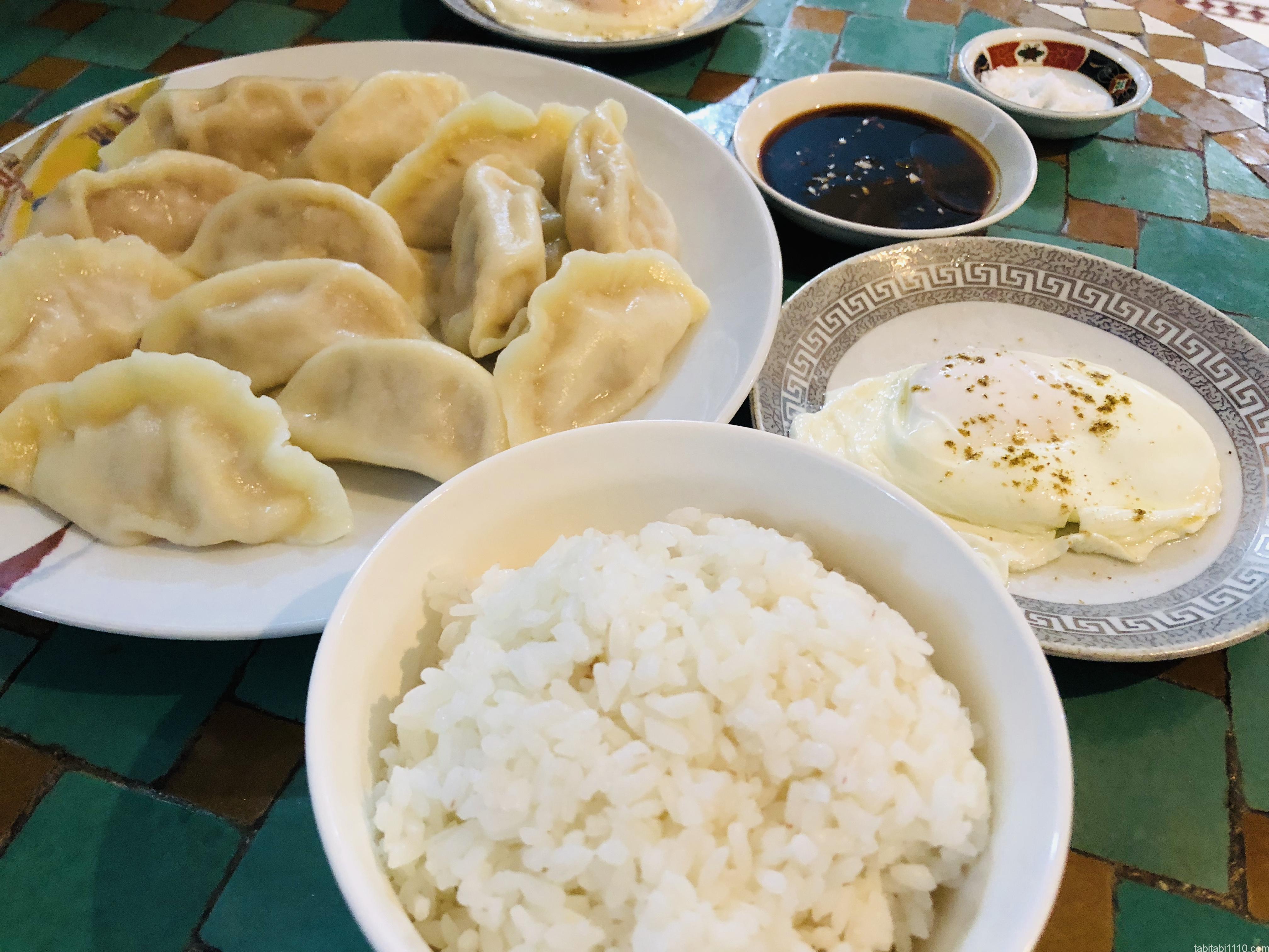 フェズの中華|餃子