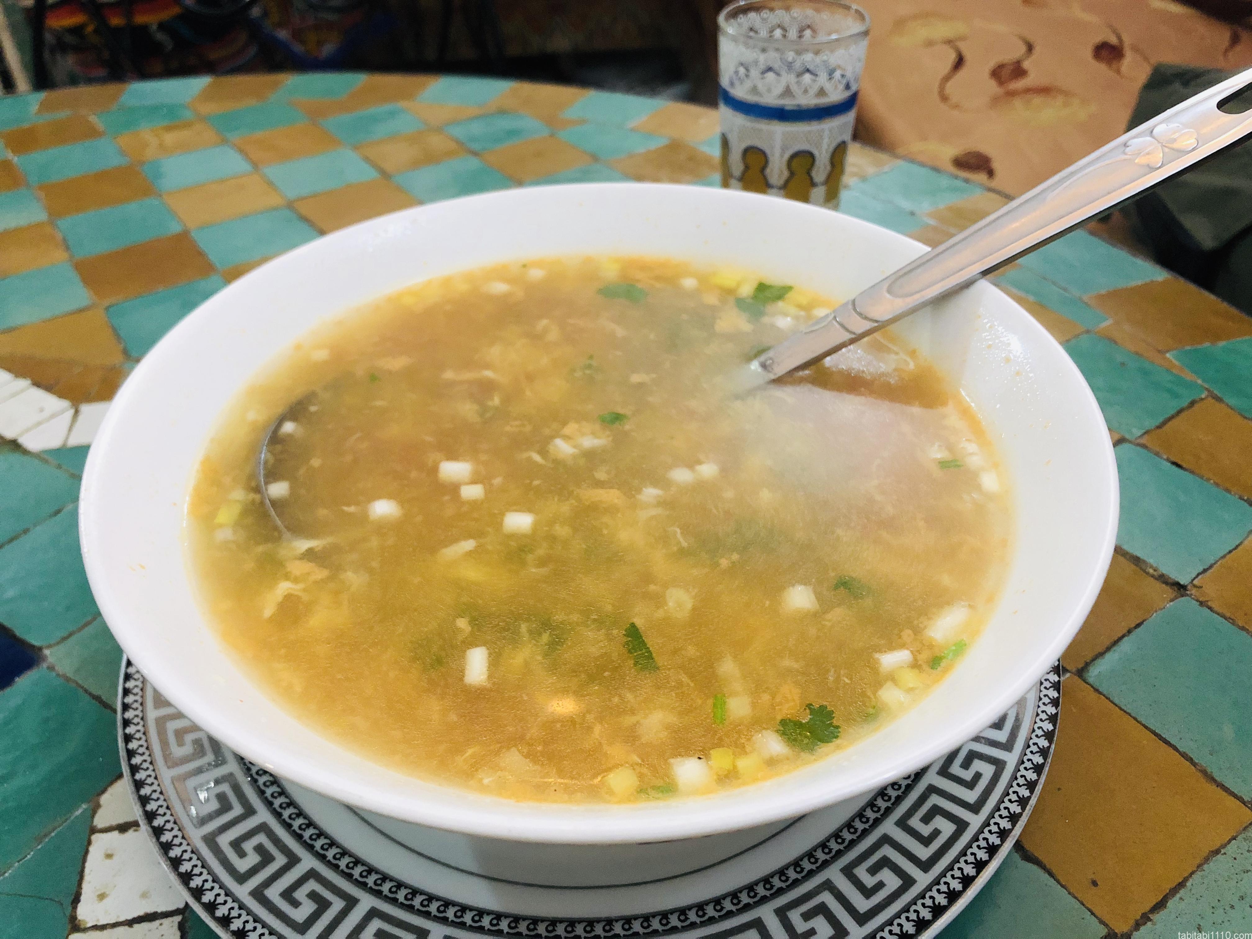 フェズ中華|スープ
