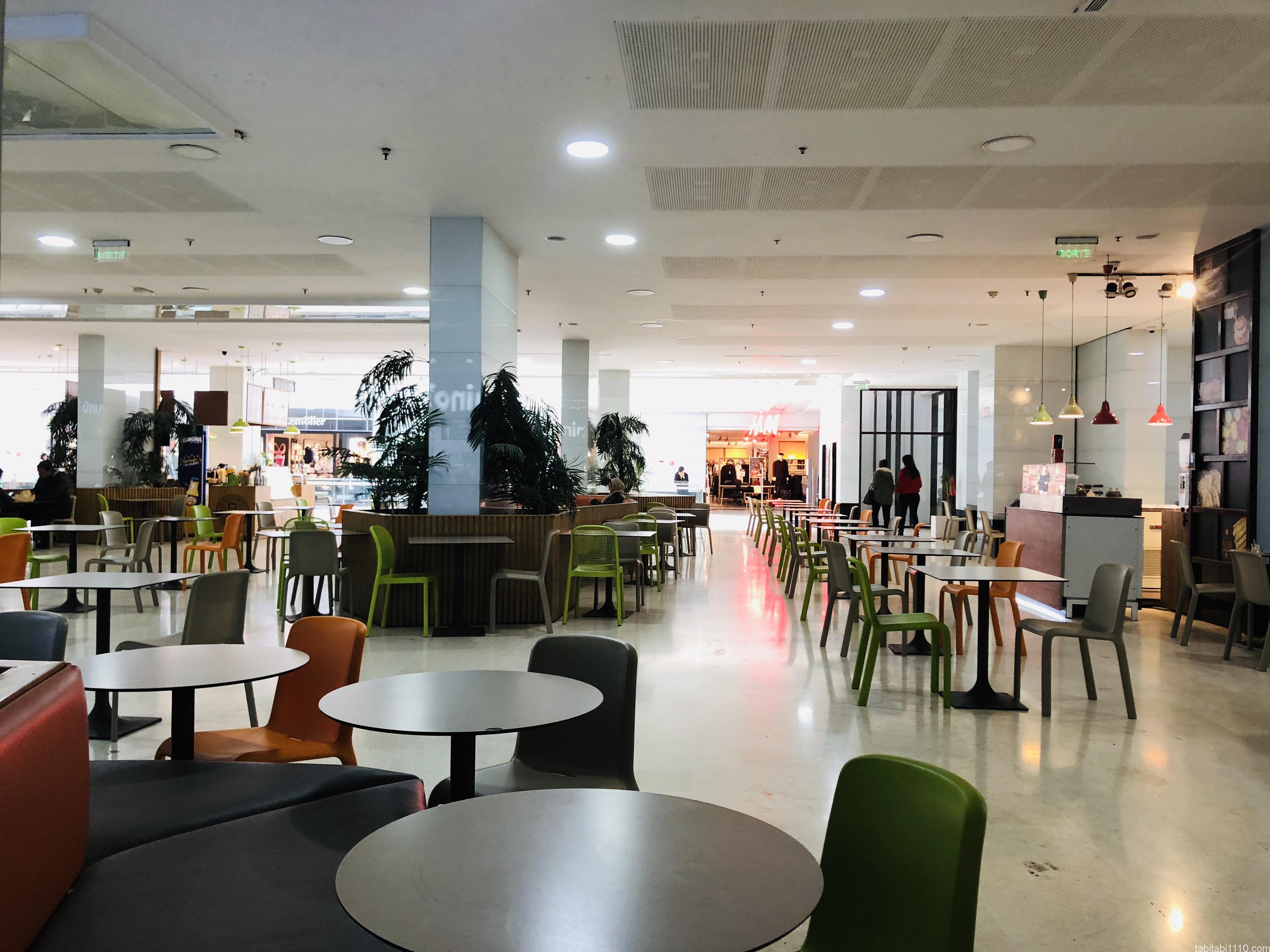 マラケシュ|新市街ショッピングセンター