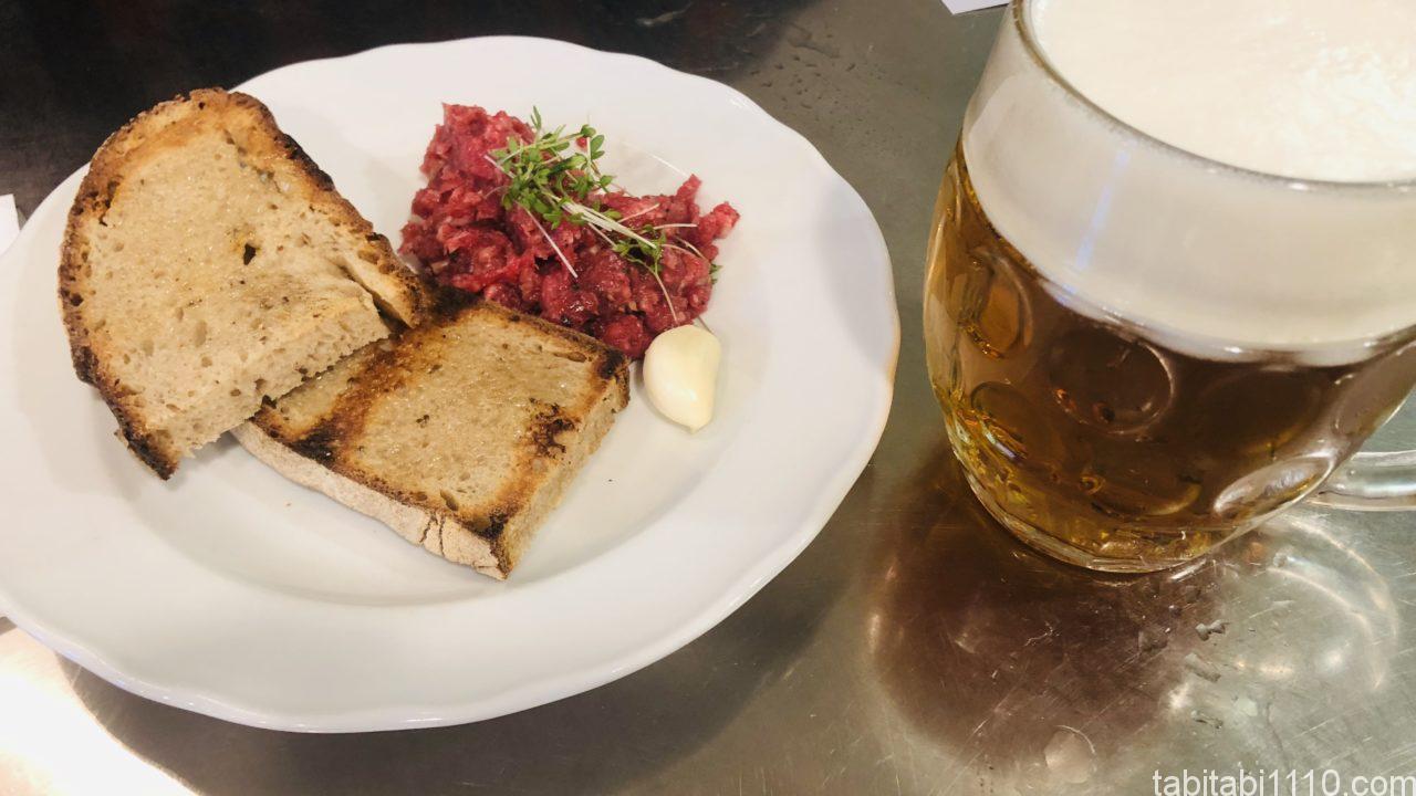 Kantýna|タルタルとビール