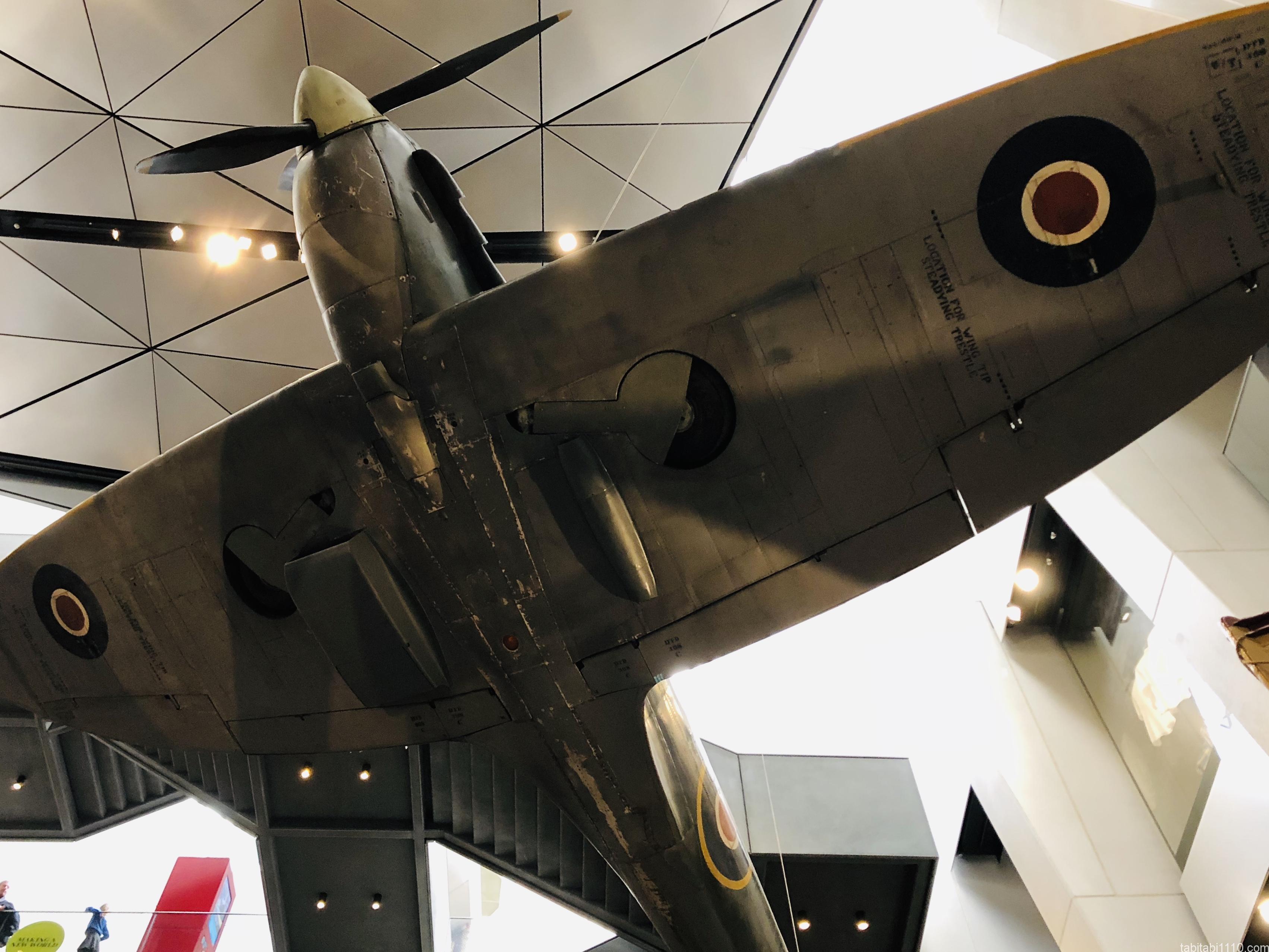 帝国戦争博物館|戦闘機