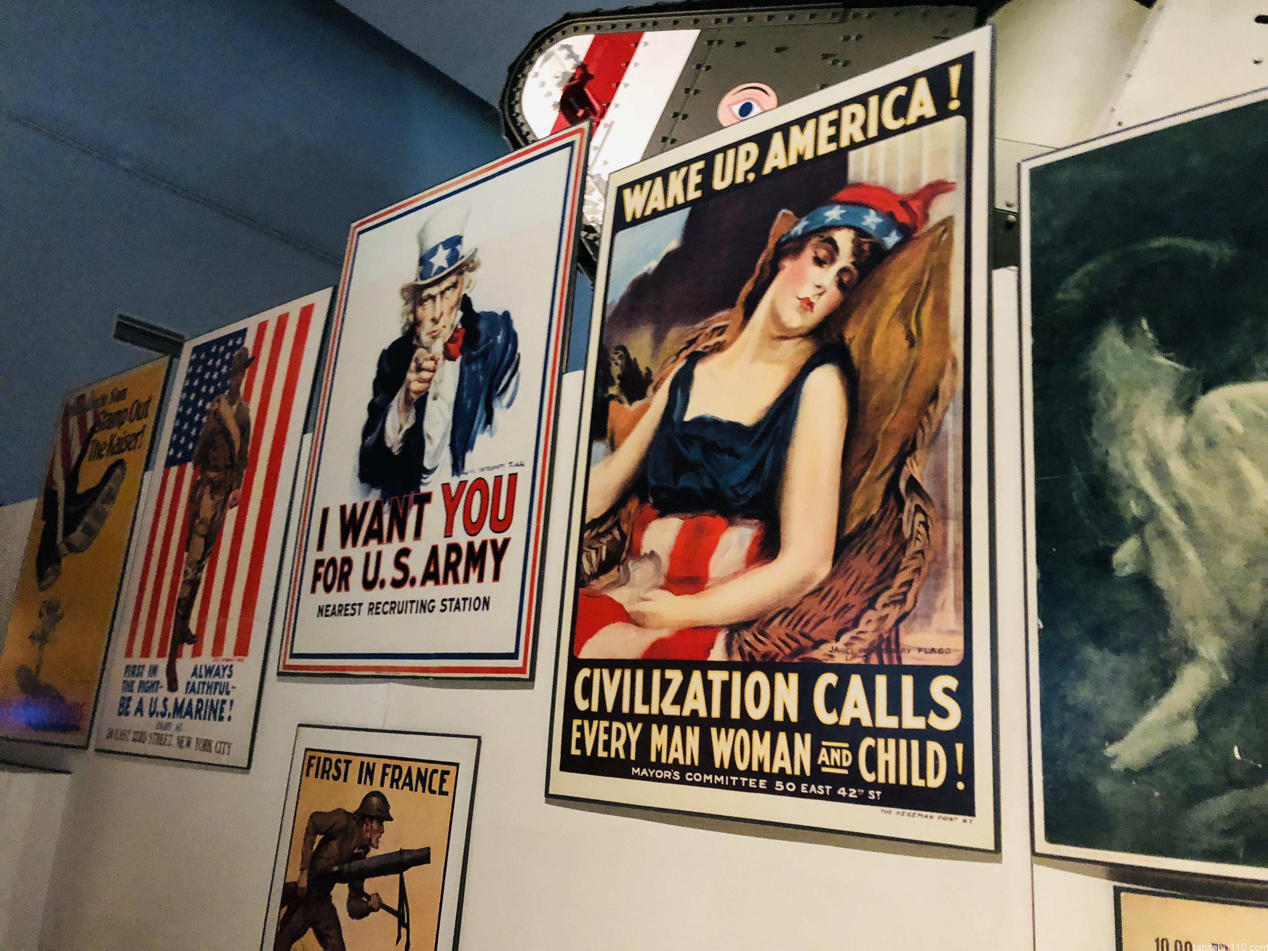 帝国戦争博物館|アメリカ