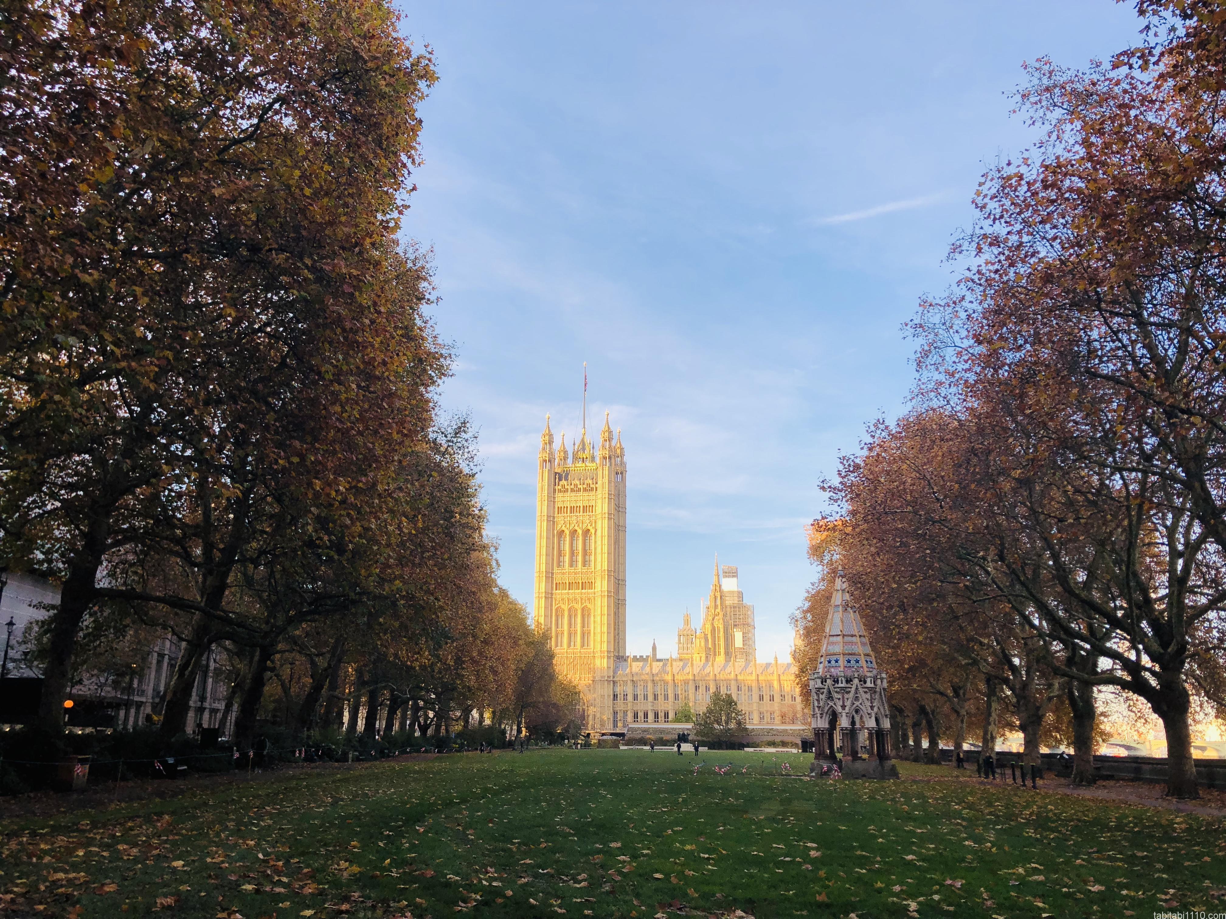 ロンドン|ウエストミンスター宮殿