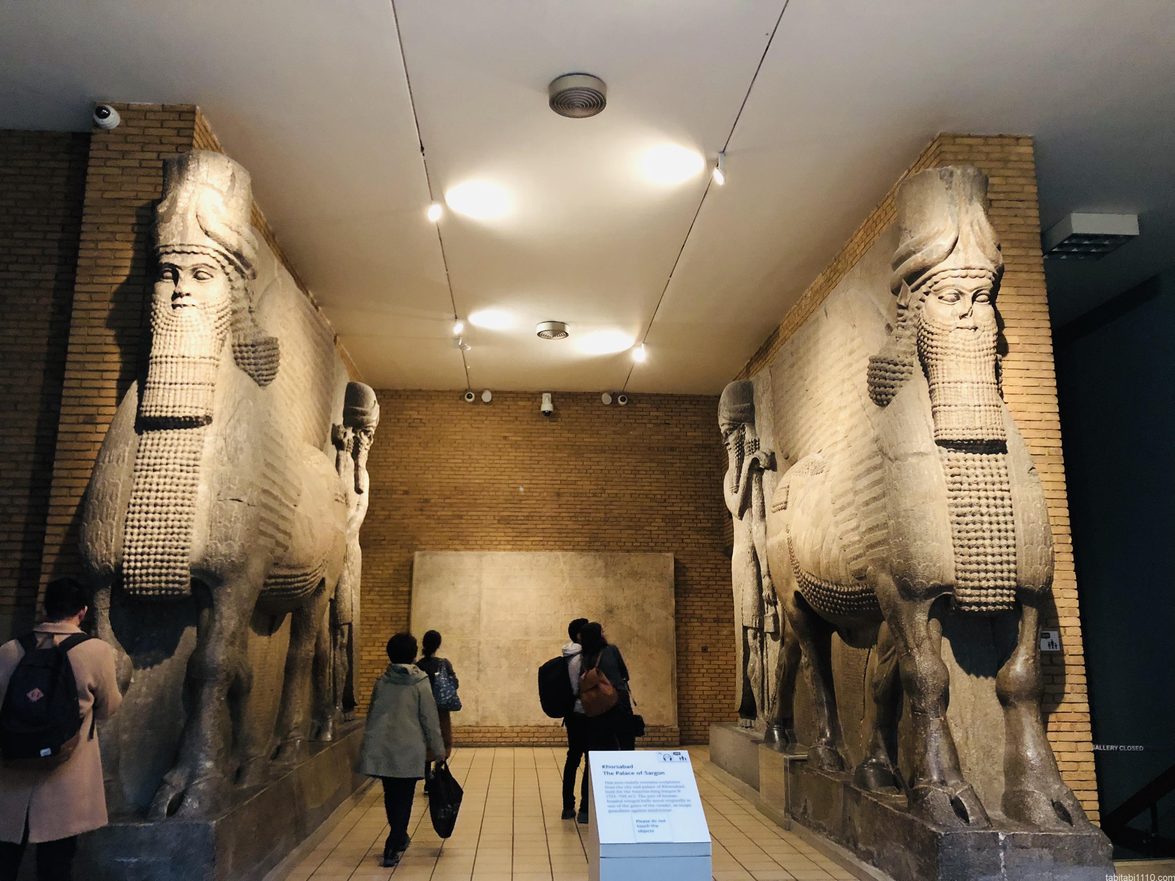 大英博物館|アッシリア