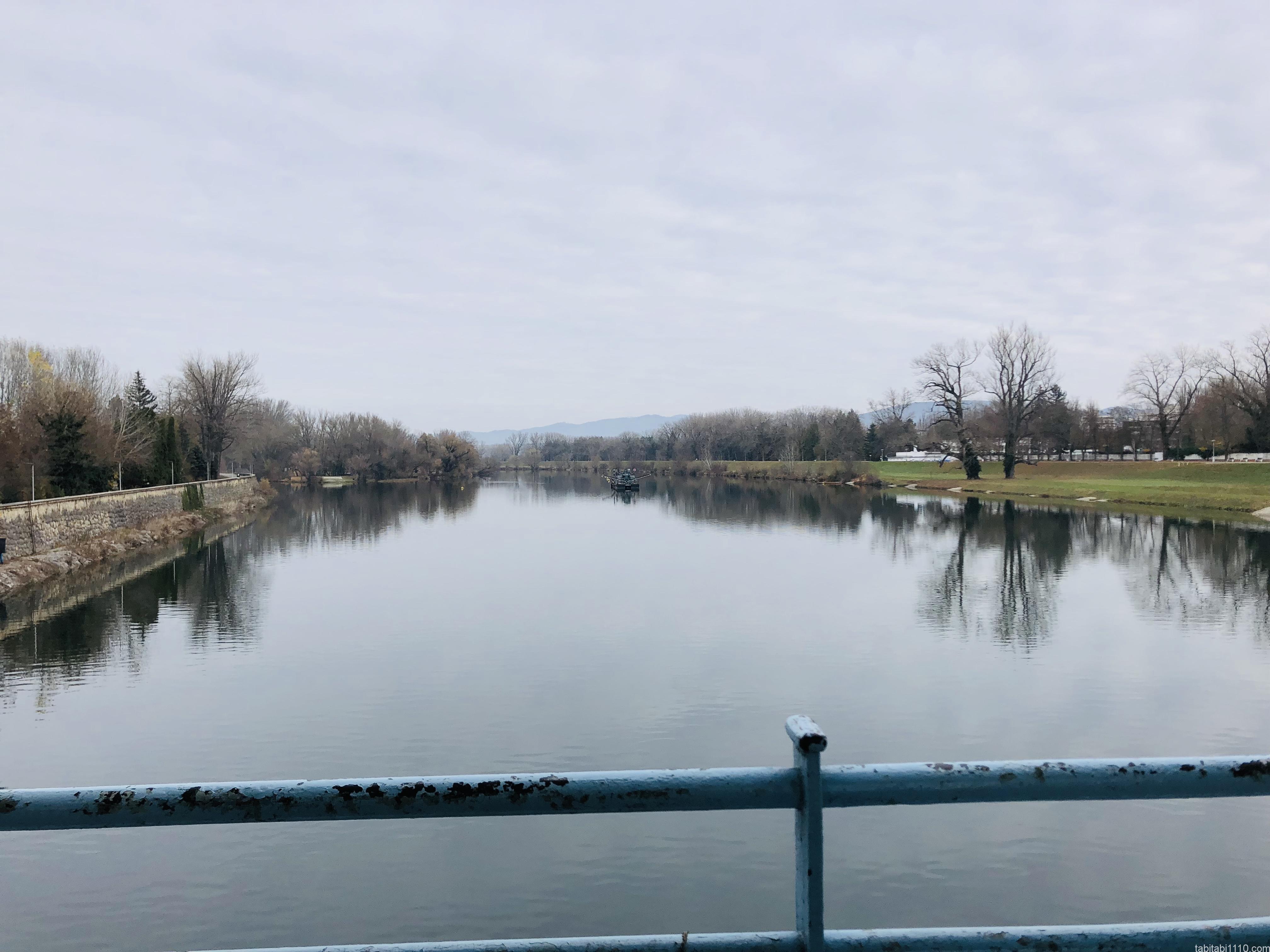 ピエシチェニの川
