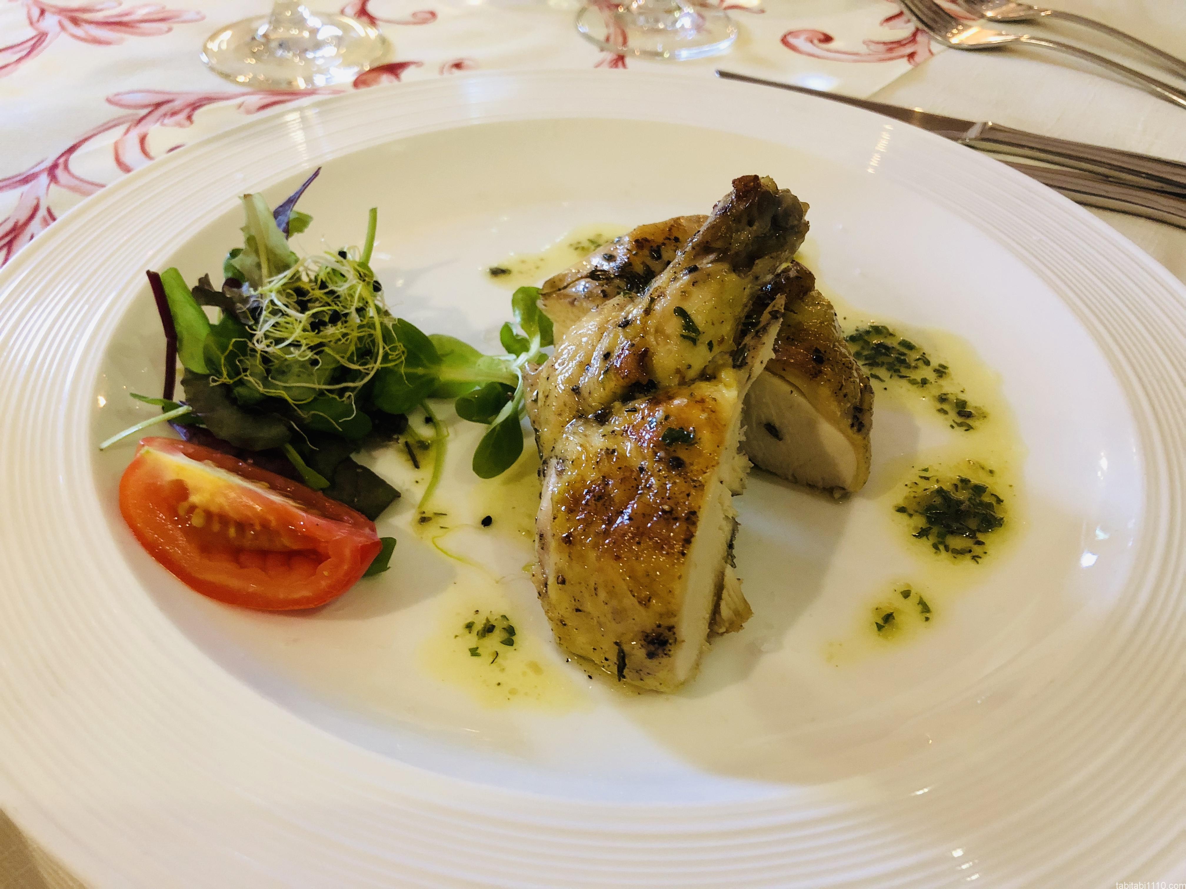 ピエシチェニのレストラン
