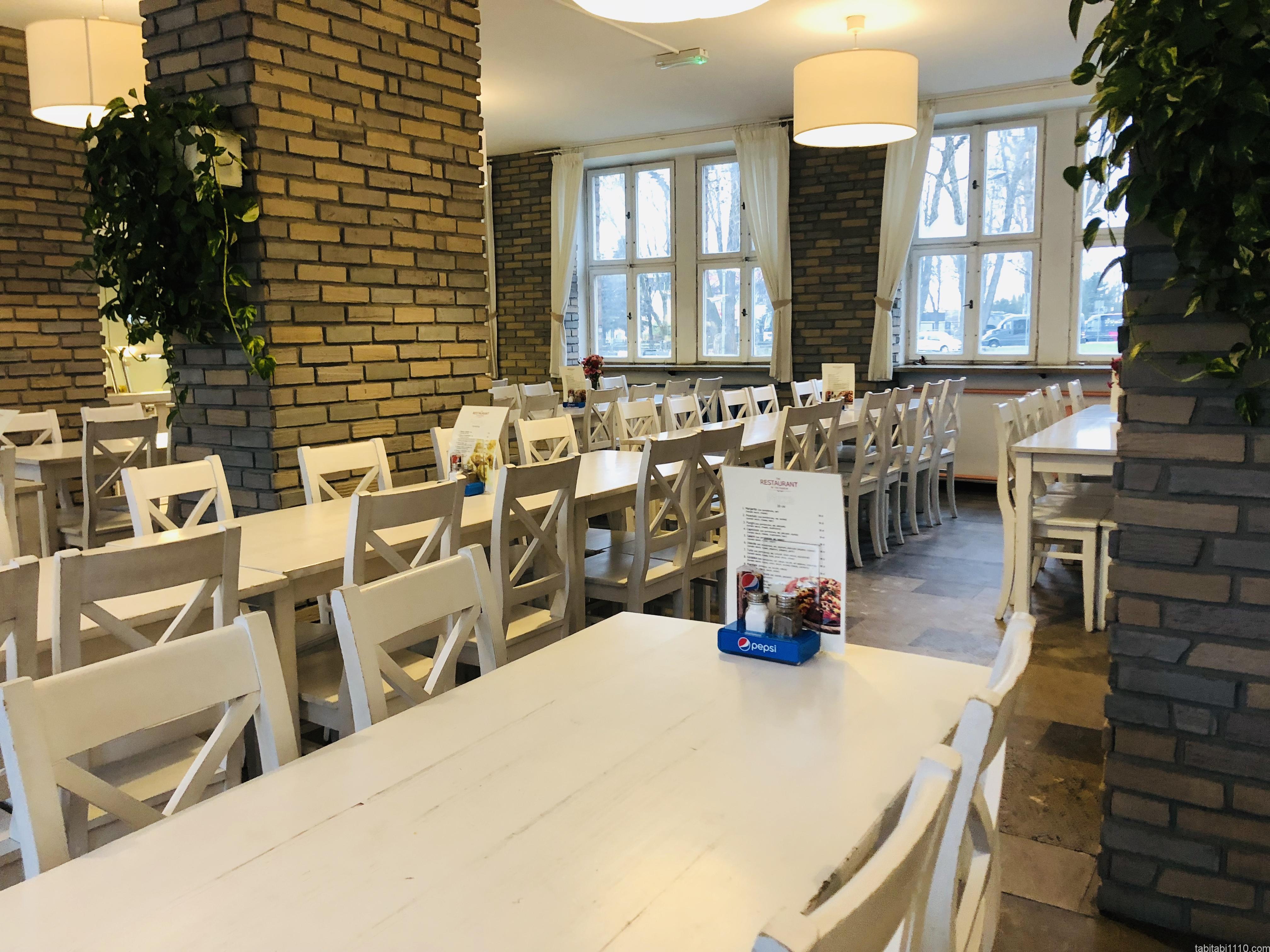 アウシュビッツ強制収容所|レストラン