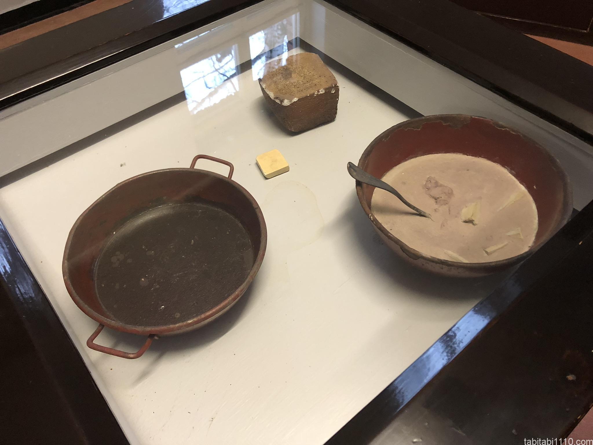 アウシュビッツ強制収容所|食事