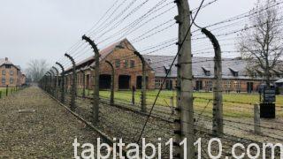 アウシュビッツ強制収容所|有刺鉄線