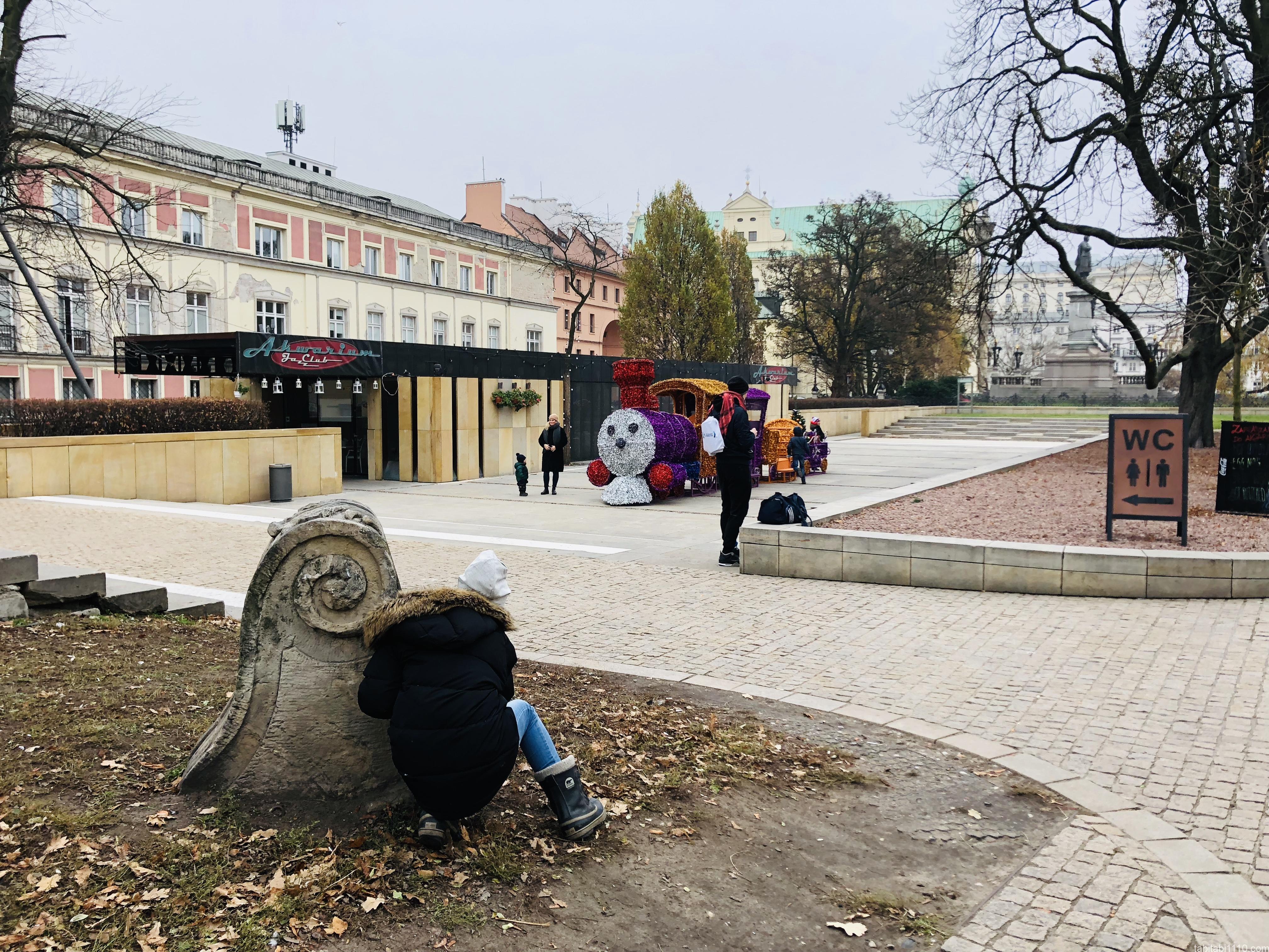 ワルシャワの子供たち