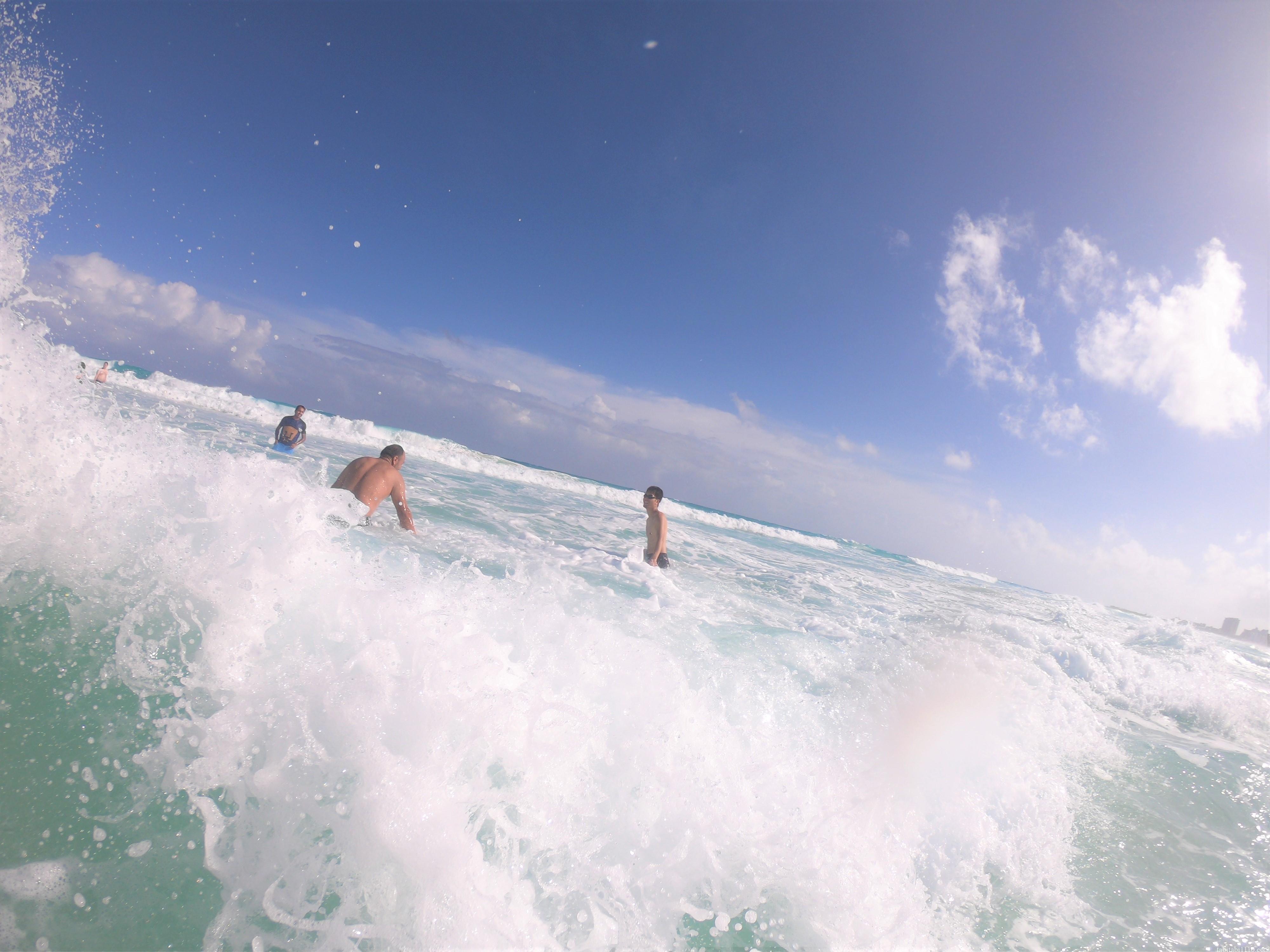 プラヤデルフィネス(Playa Delfines)