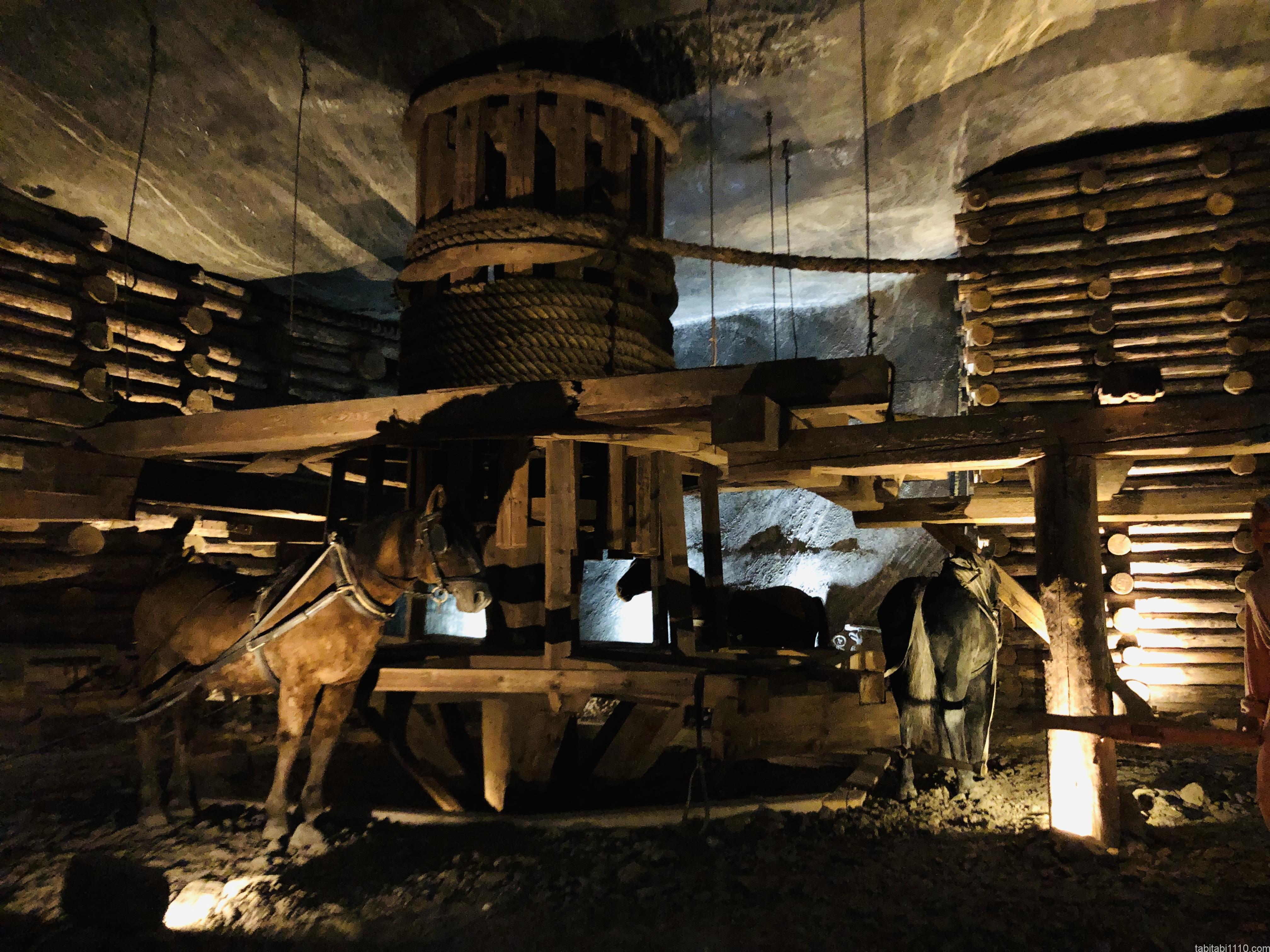 ヴィエリチカ岩塩坑