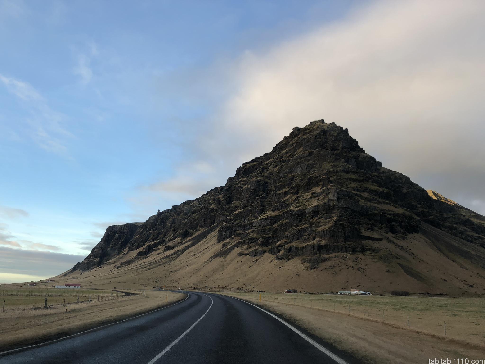 アイスランドドライブ