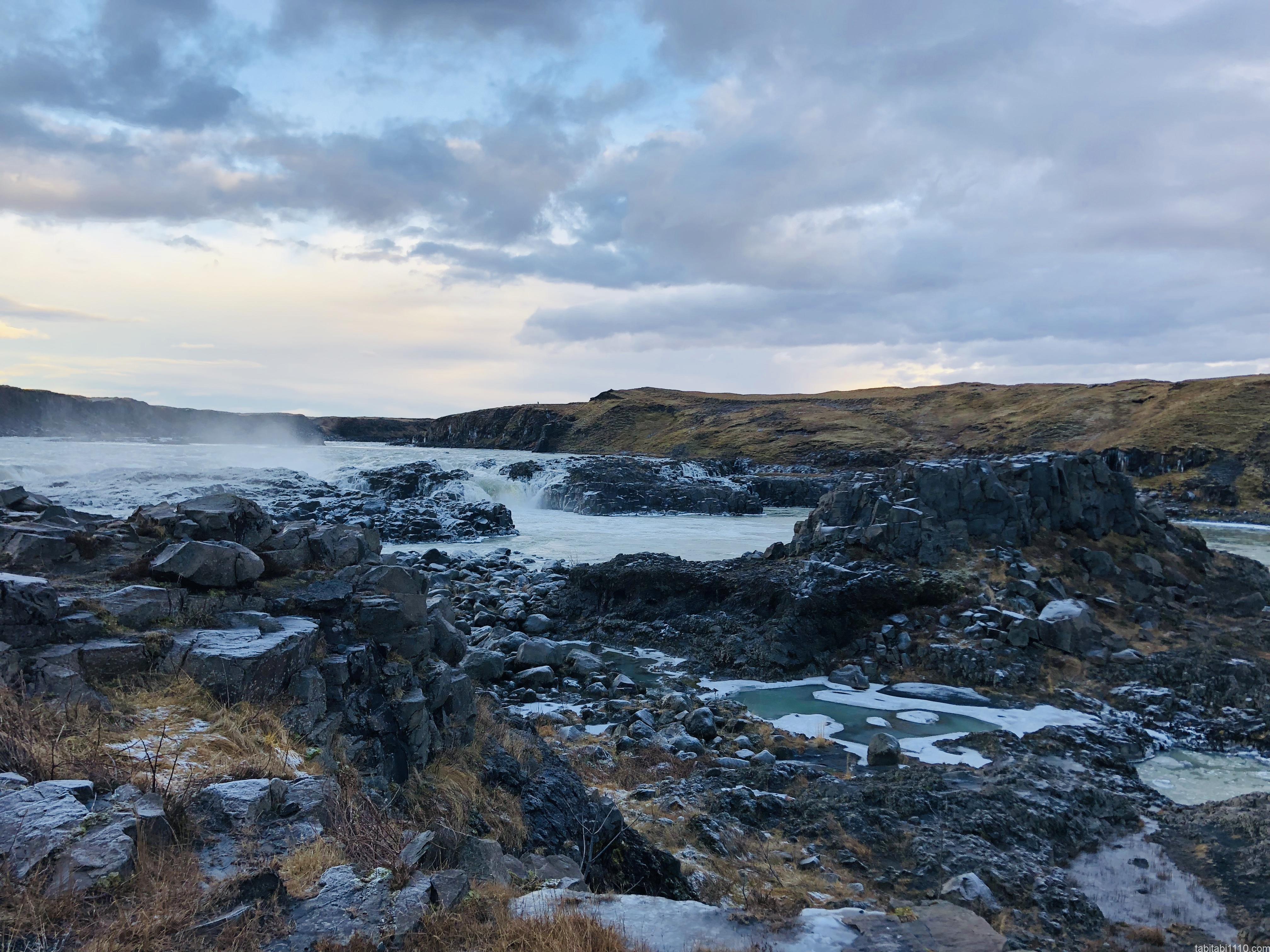 ウリダフォス(Urriðafoss)