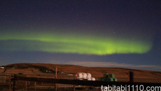 アイスランドのオーロラ