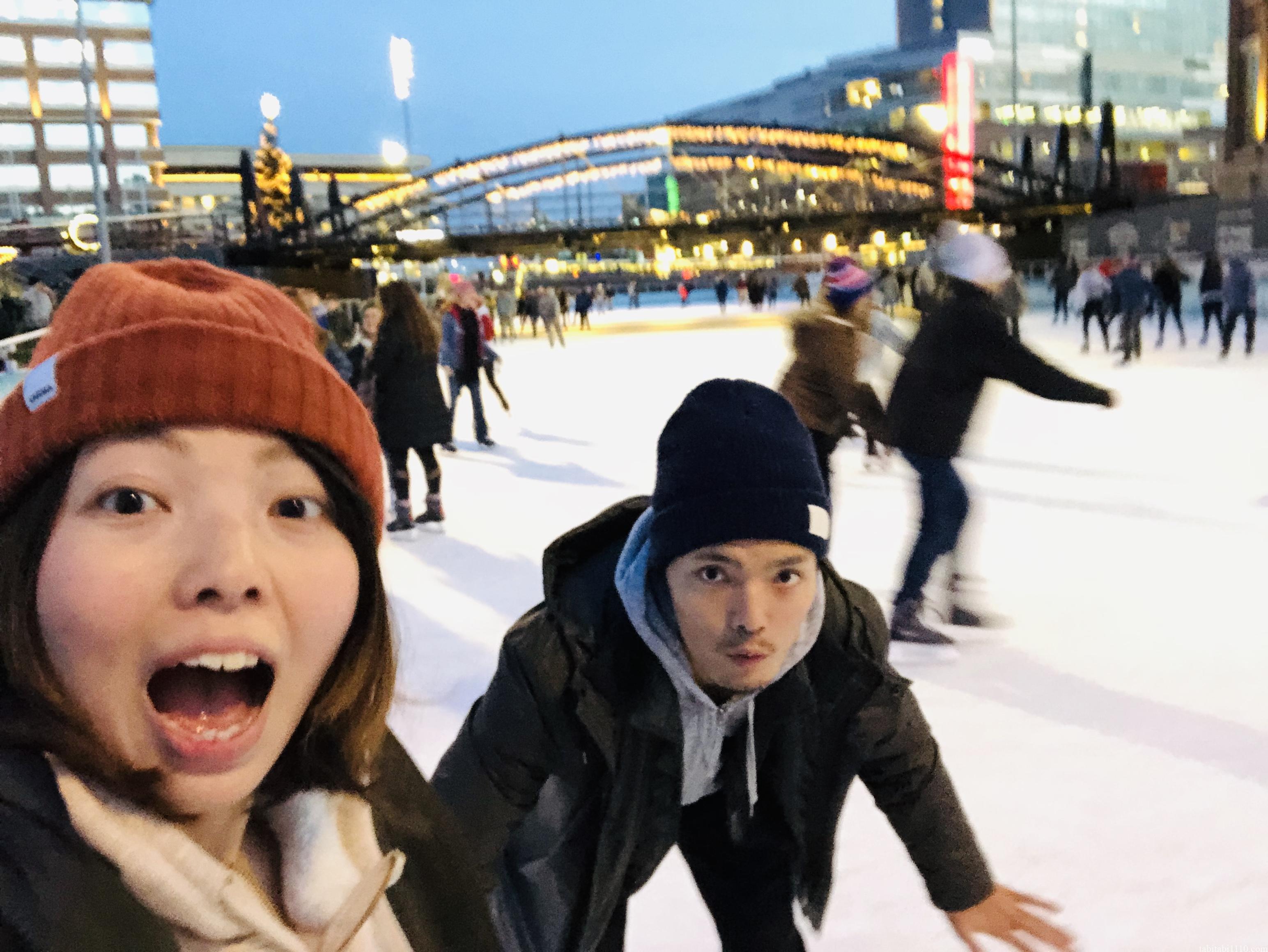 バッファロー|スケート
