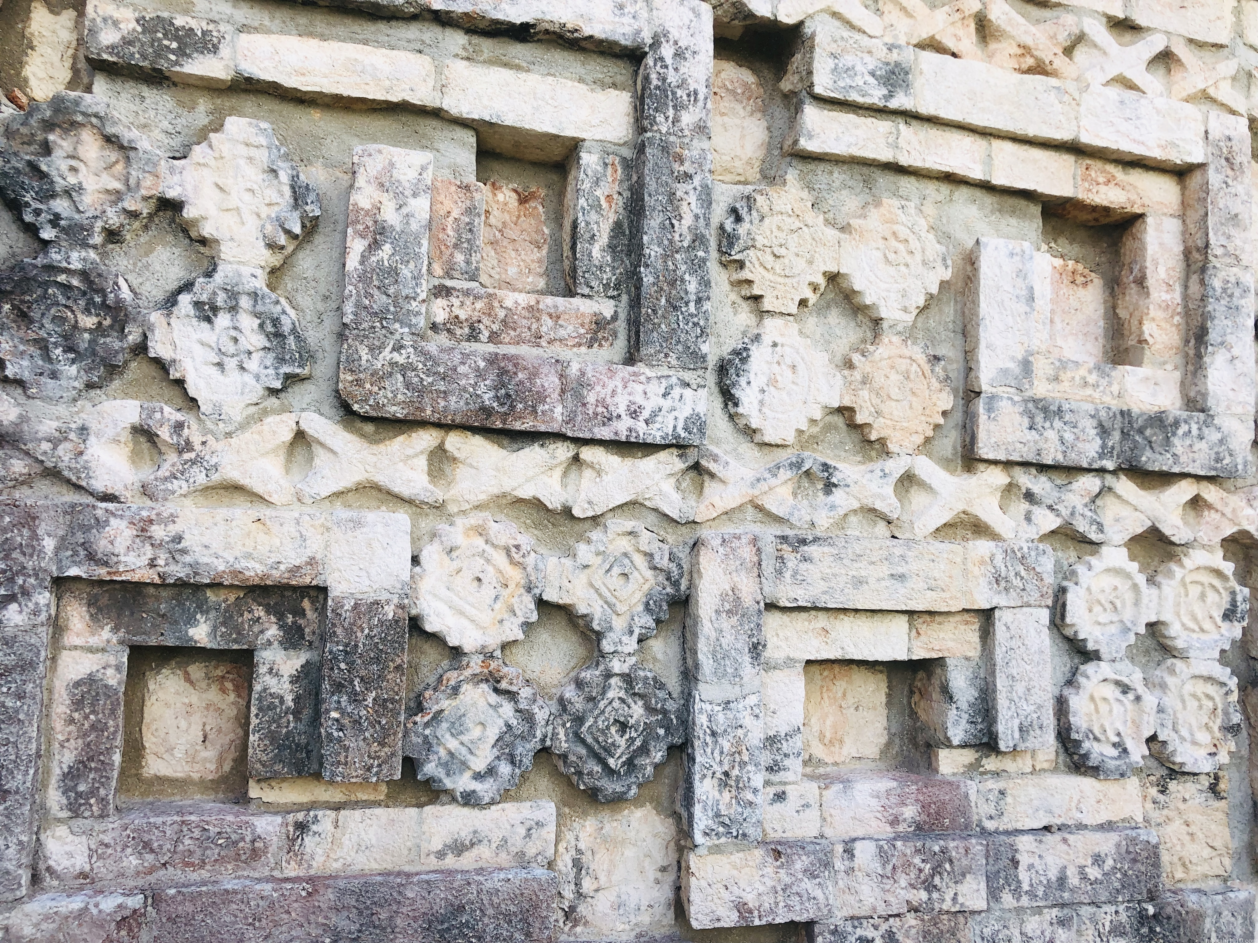 ウシュマル遺跡|グランピラミッド