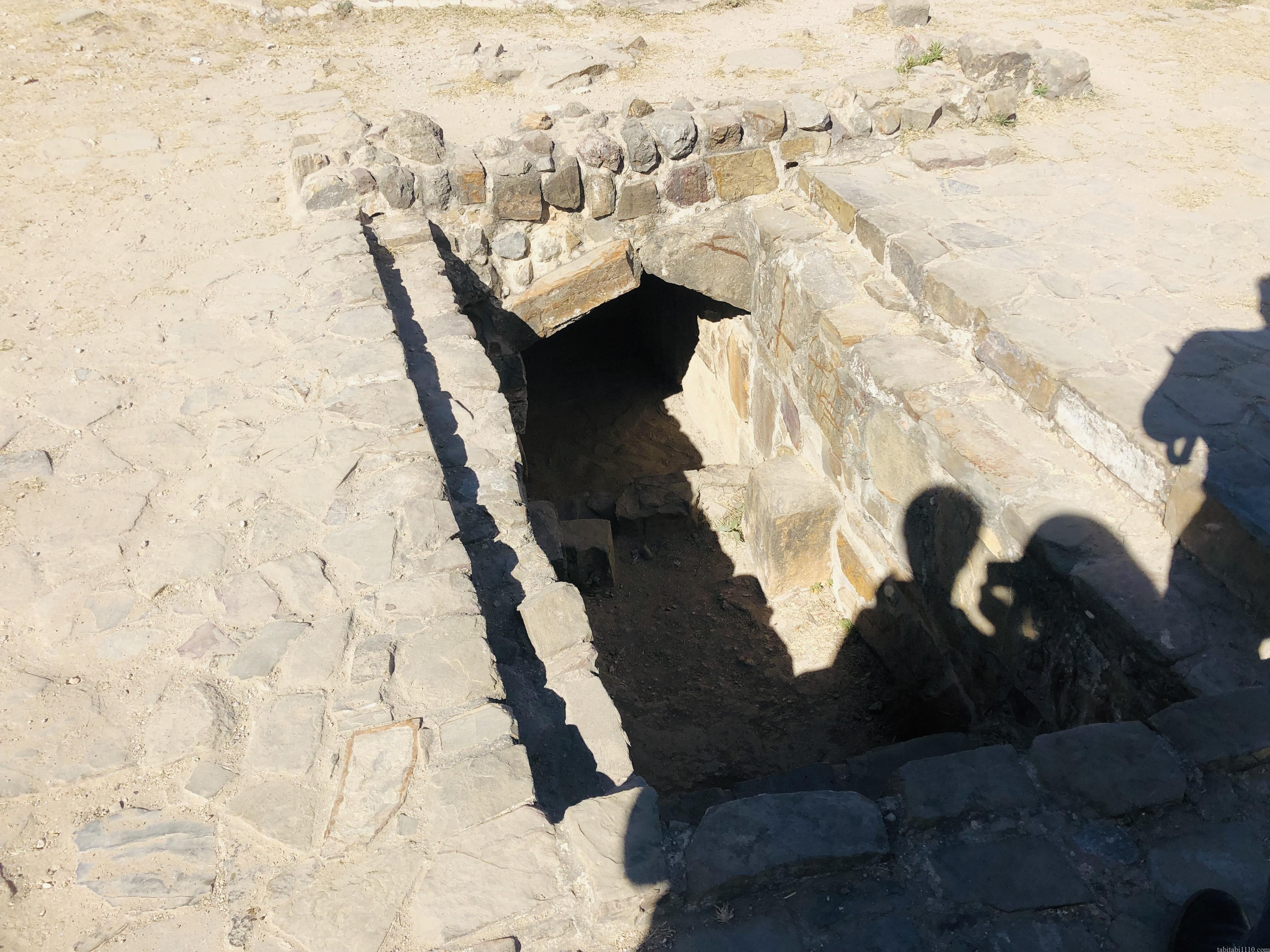 モンテアルバン お墓