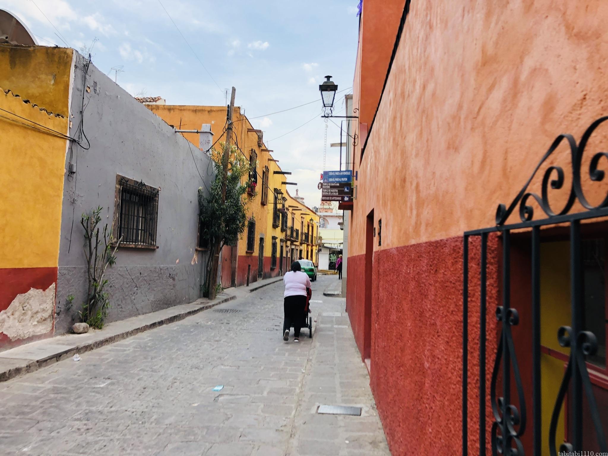 サンミゲルアジェンデ|街並み