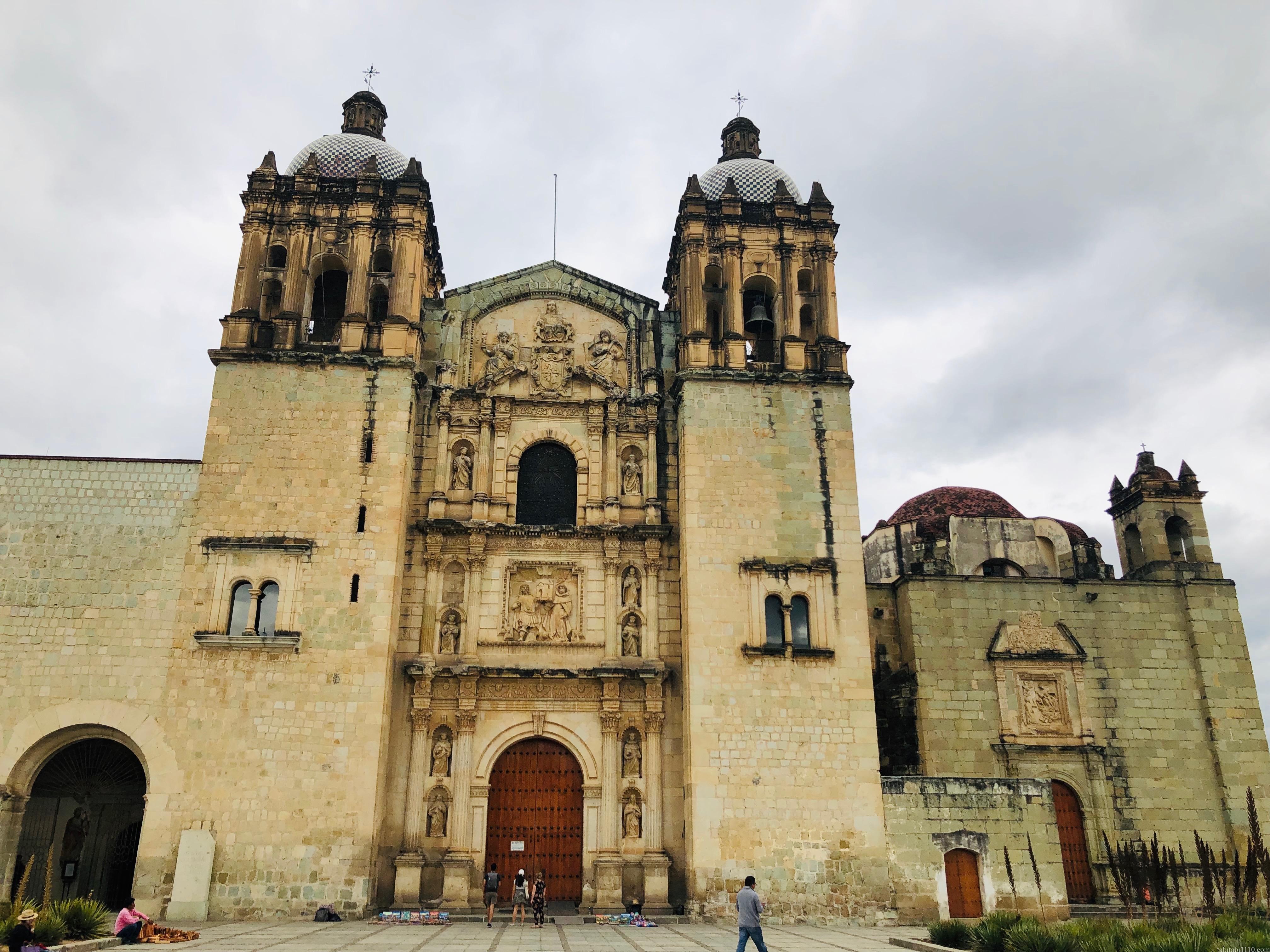 オアハカ|サントドミンゴ教会