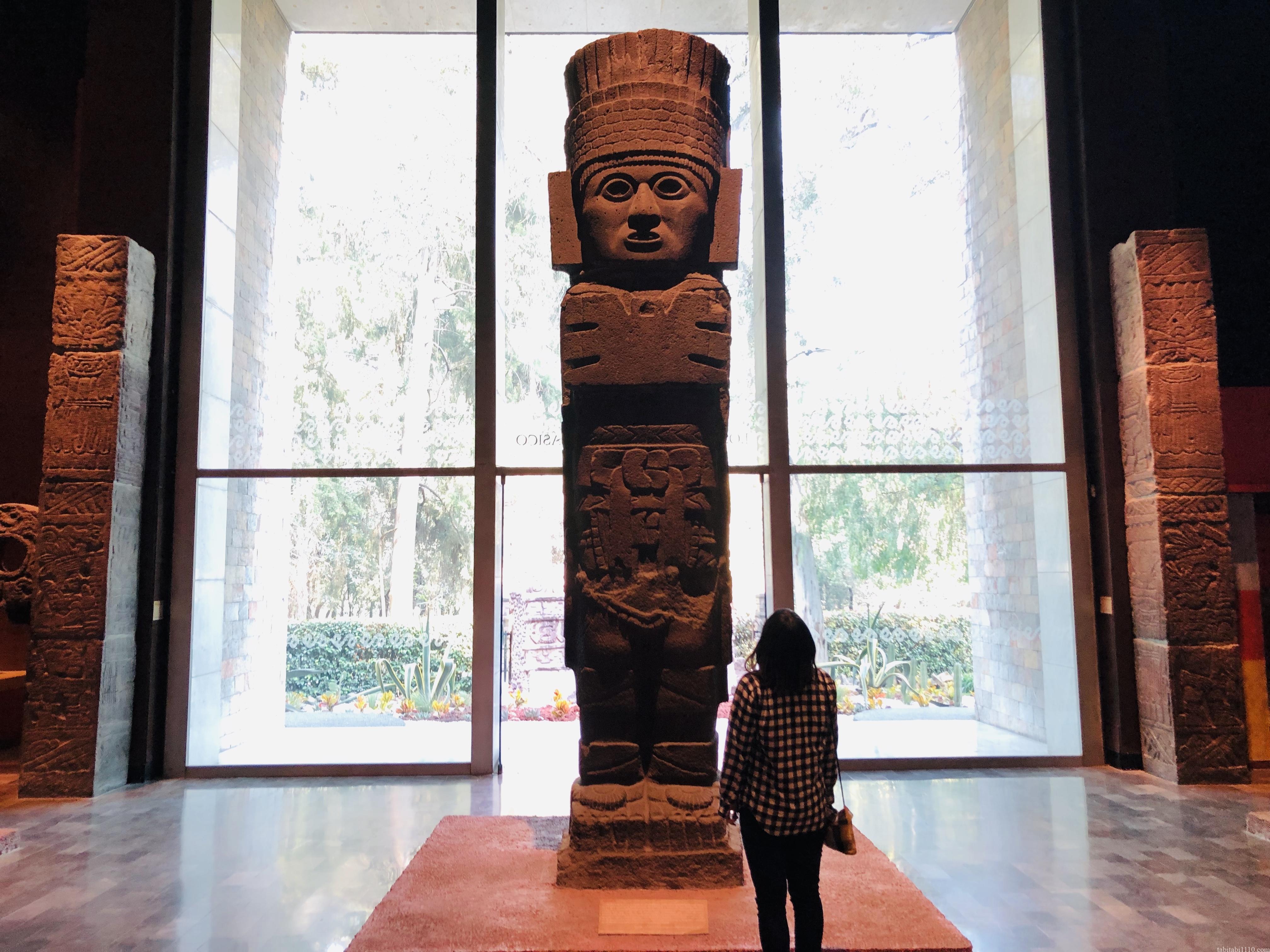 国立人類学博物館|トゥーラ遺跡