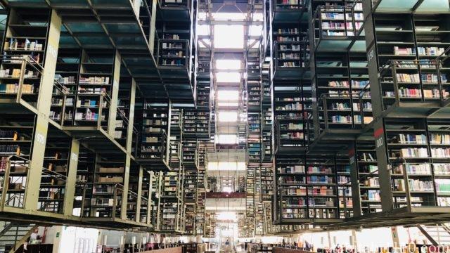 バスコンセロス図書館