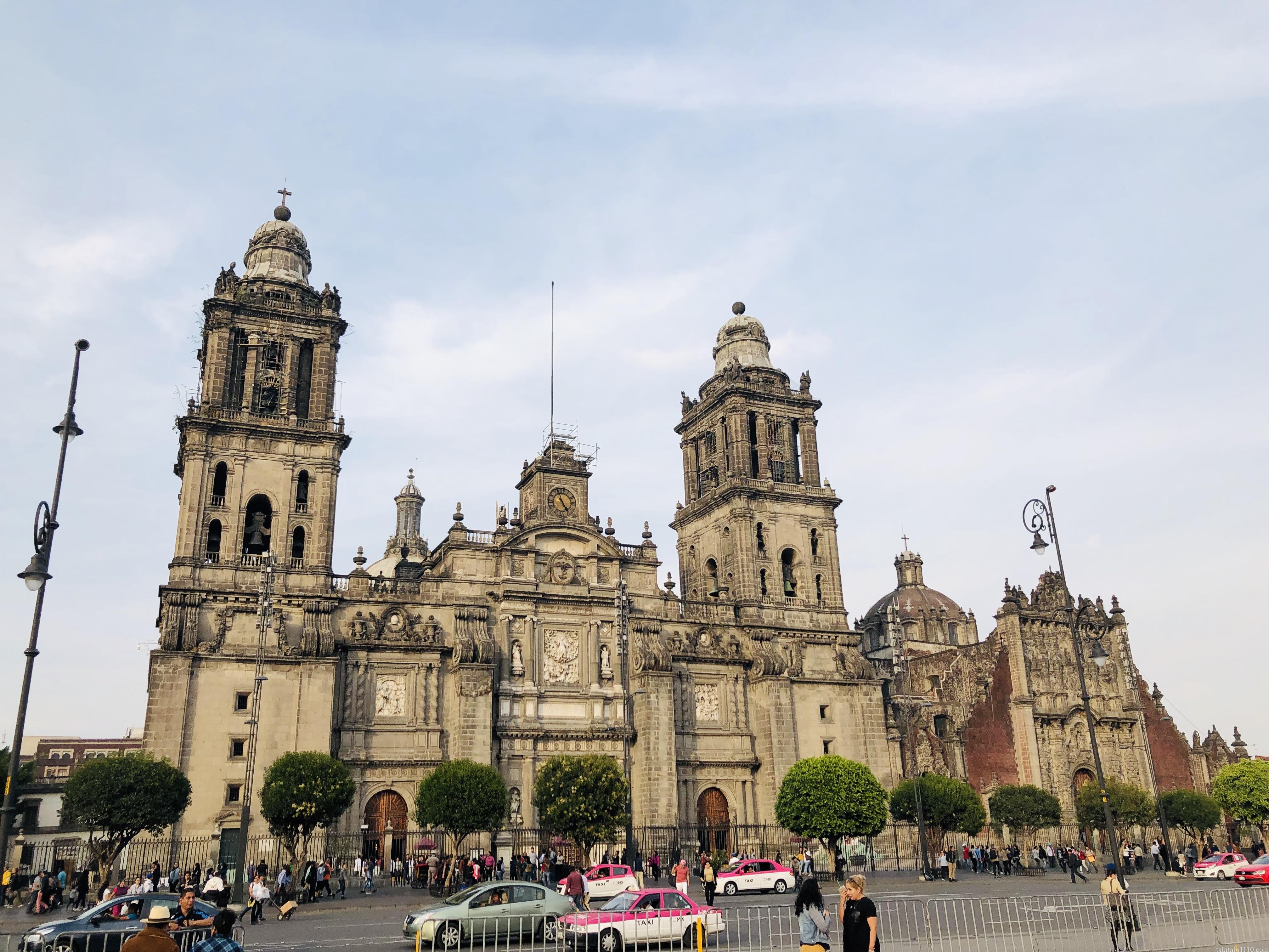 メキシコシティメトロポリタン大聖堂