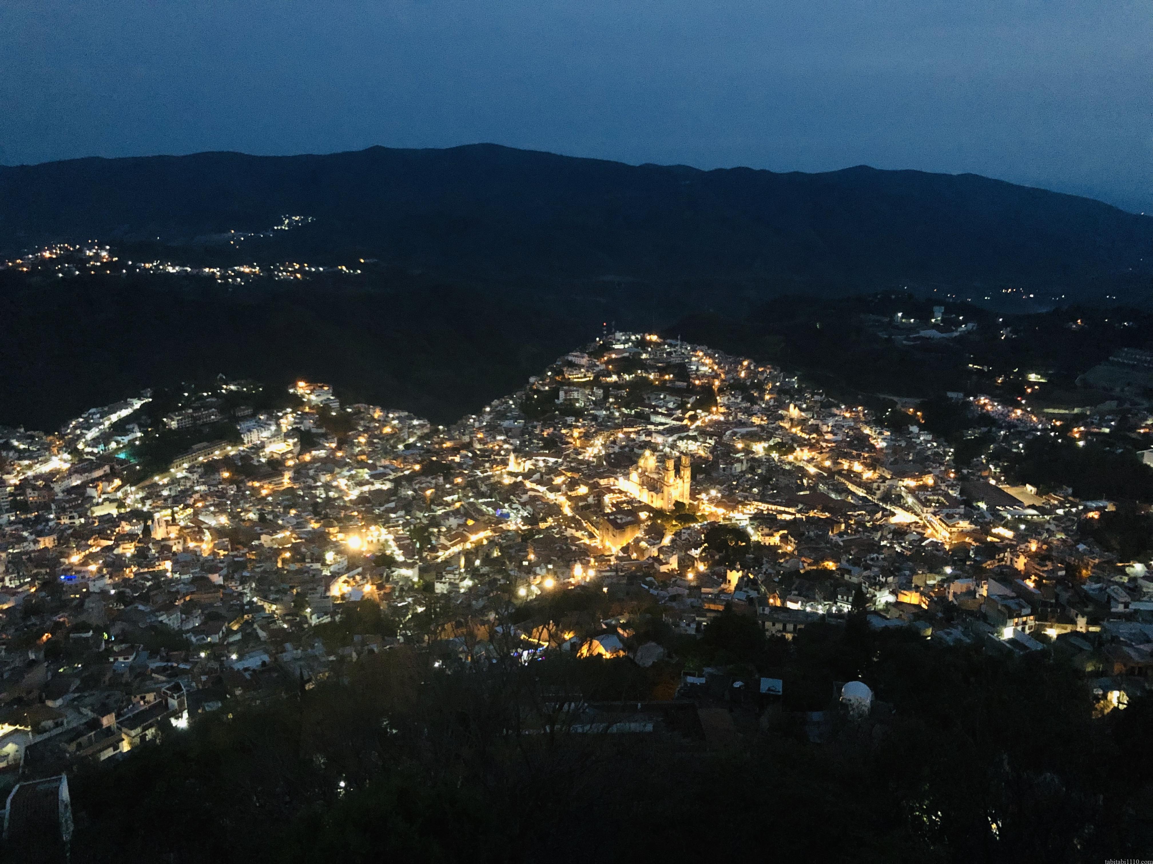 タスコ|展望台からの景色