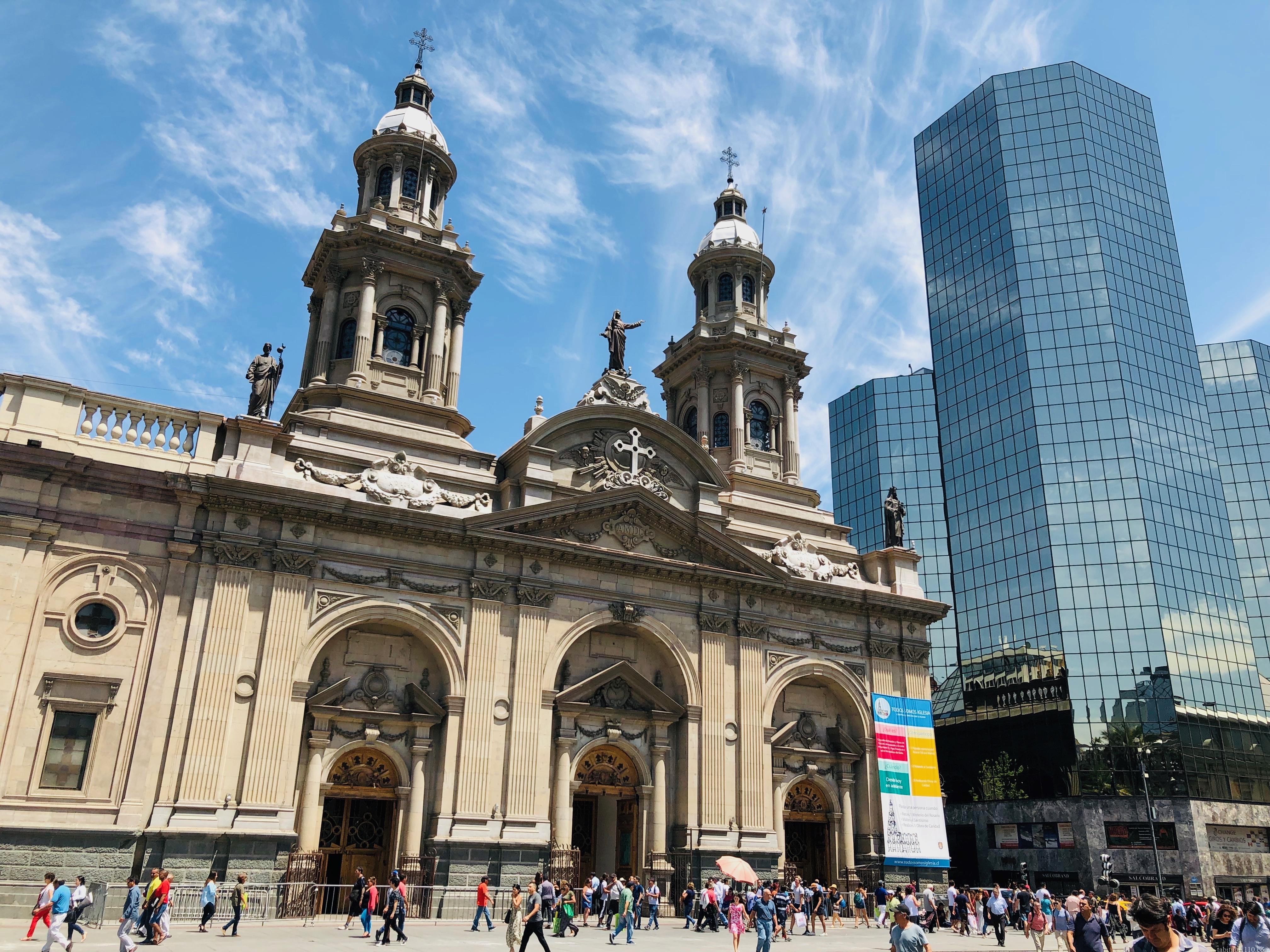 サンティアゴ観光 街歩き 大聖堂