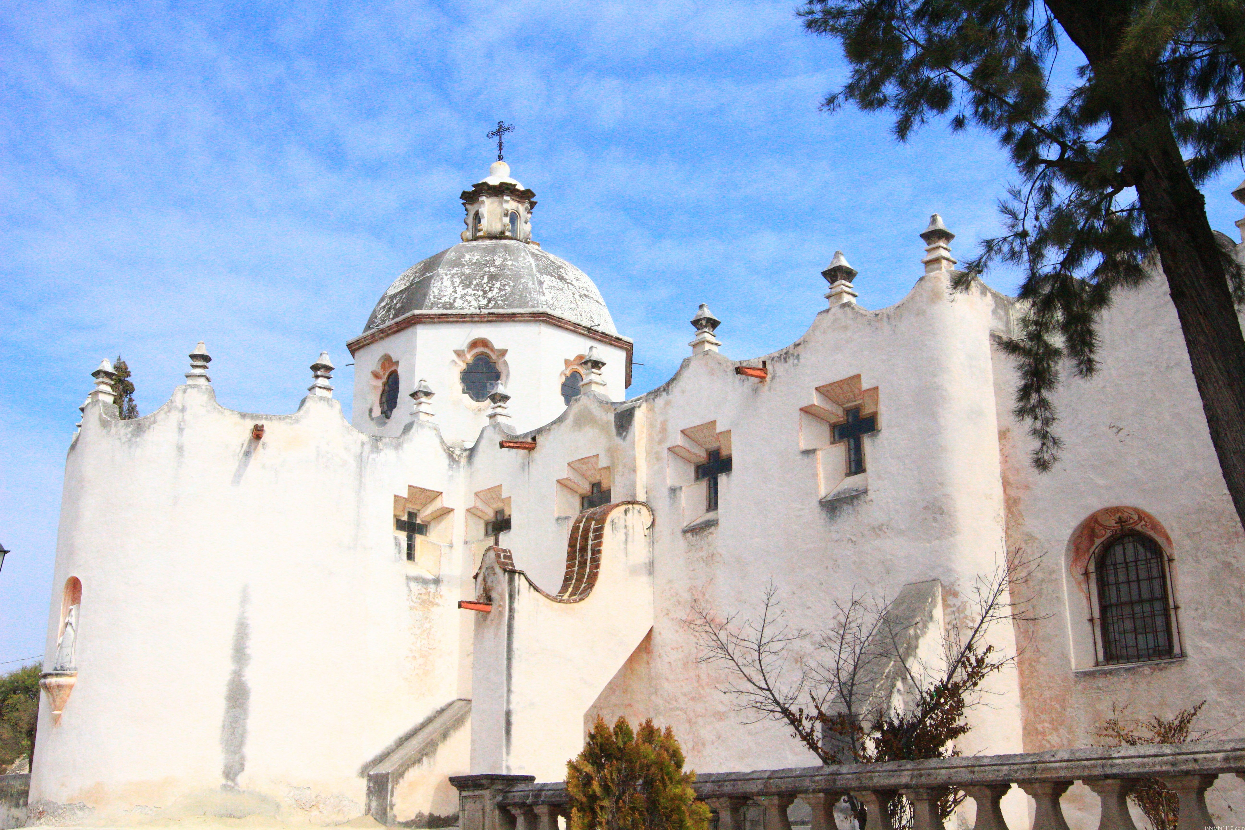 アトトニルコの教会